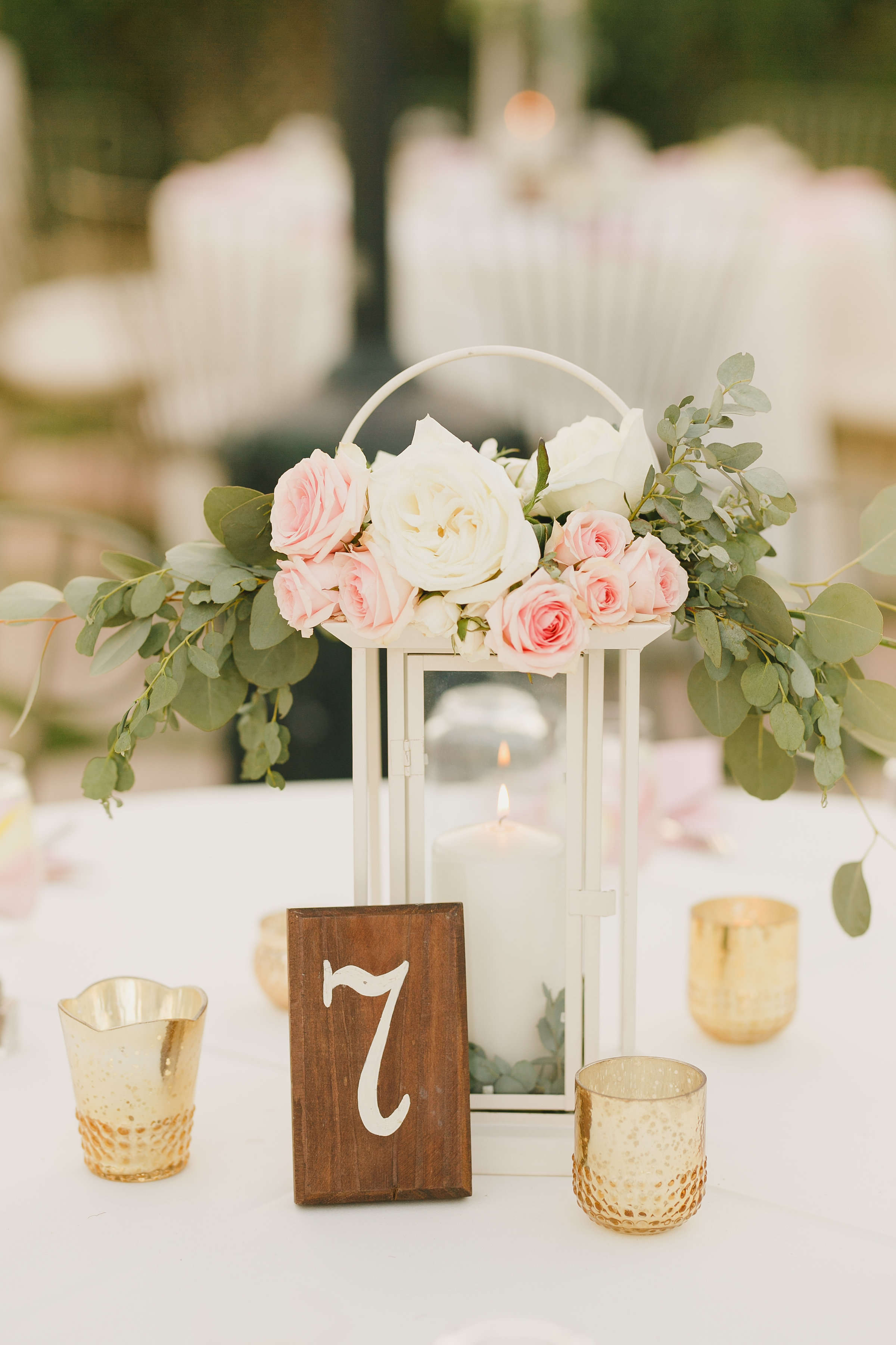 www.santabarbarawedding.com | Kristen Booth Photography | Rincon Beach Club | Reception | Table Number