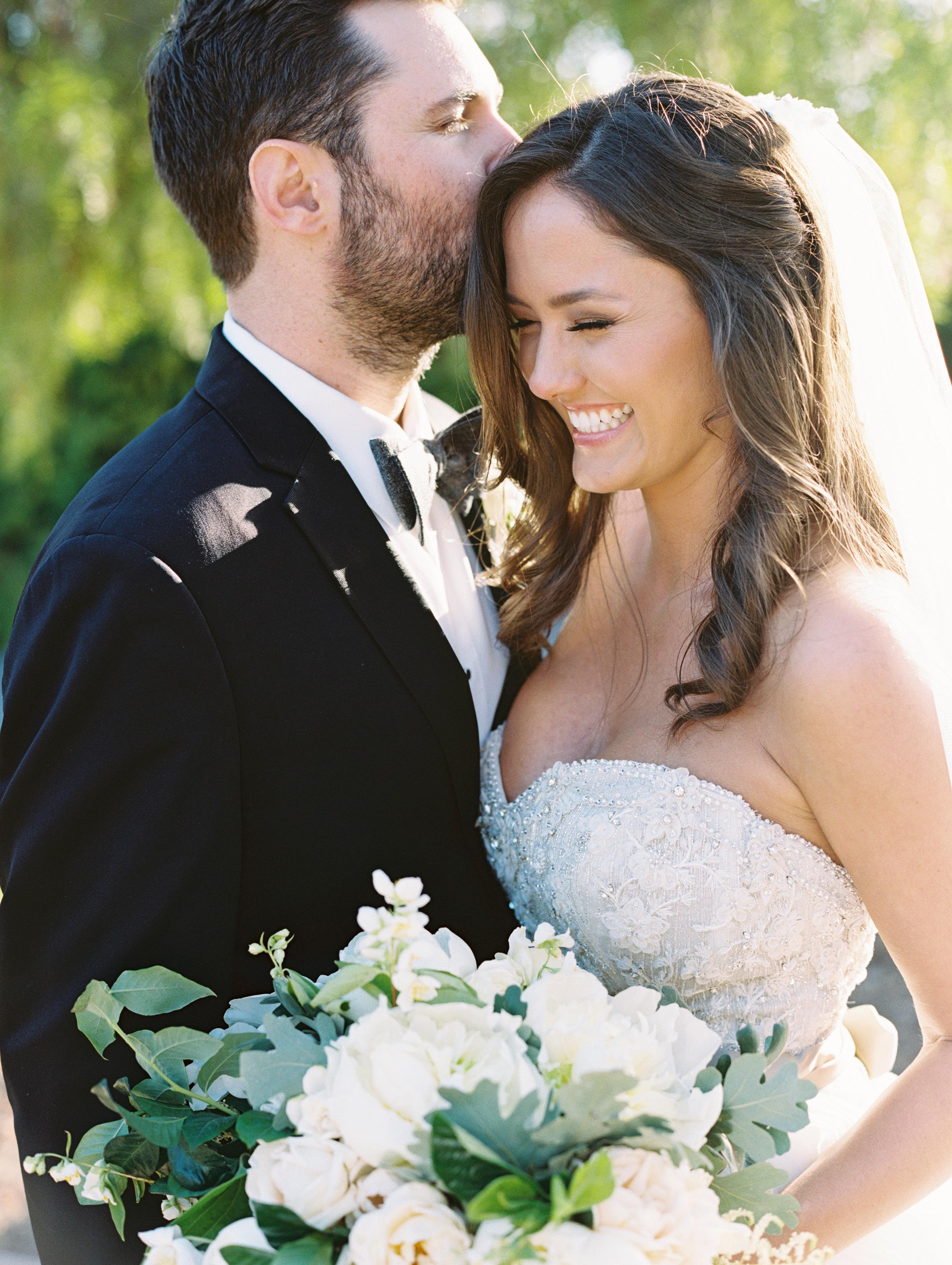 www.santabarbarawedding.com   Magnolia Event Design   Pat Moyer Wedding Photography   Bride and Groom