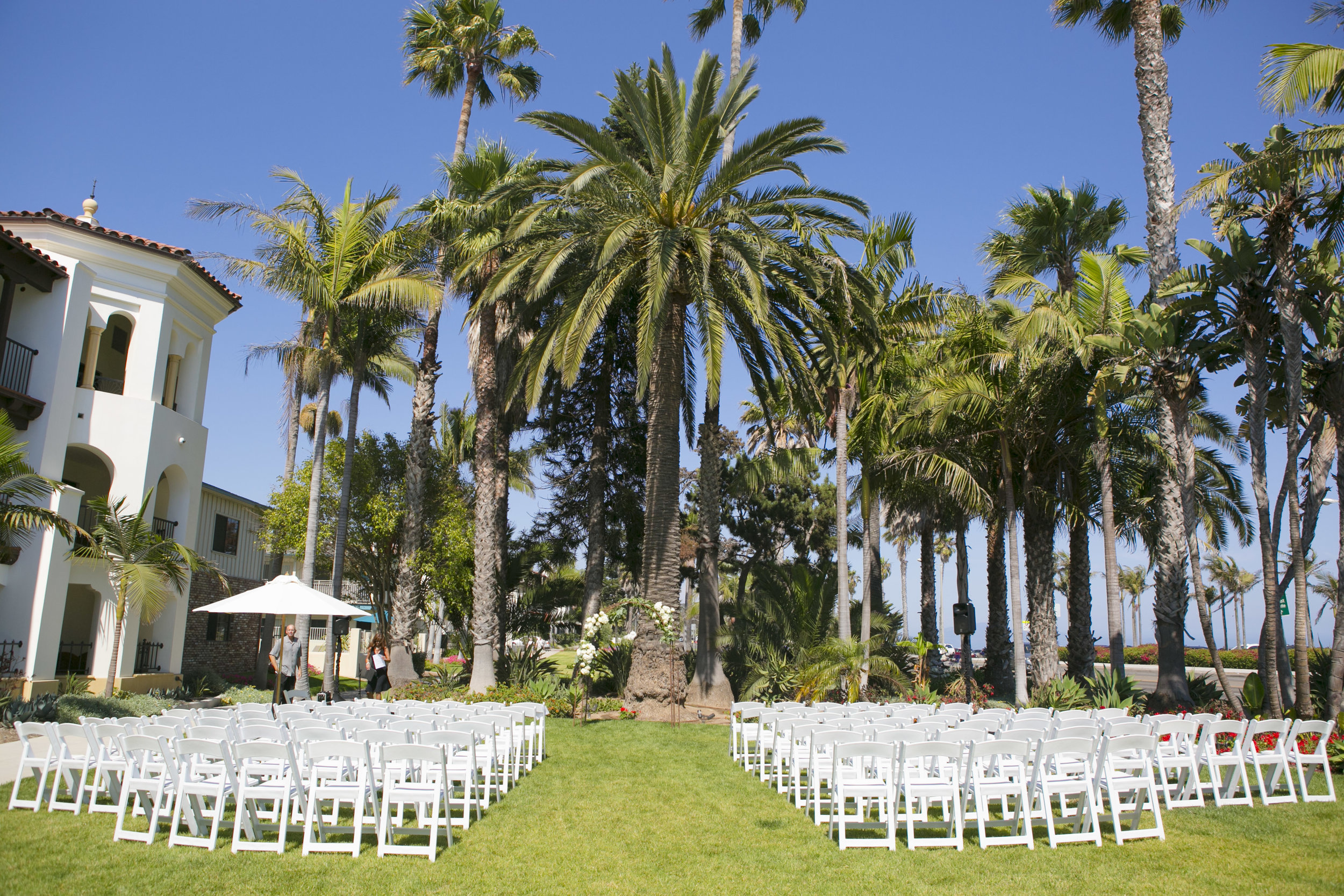 www.santabarbarawedding.com   ByCherry Photography   Felici Events   Convivo Restaurant   Ceremony