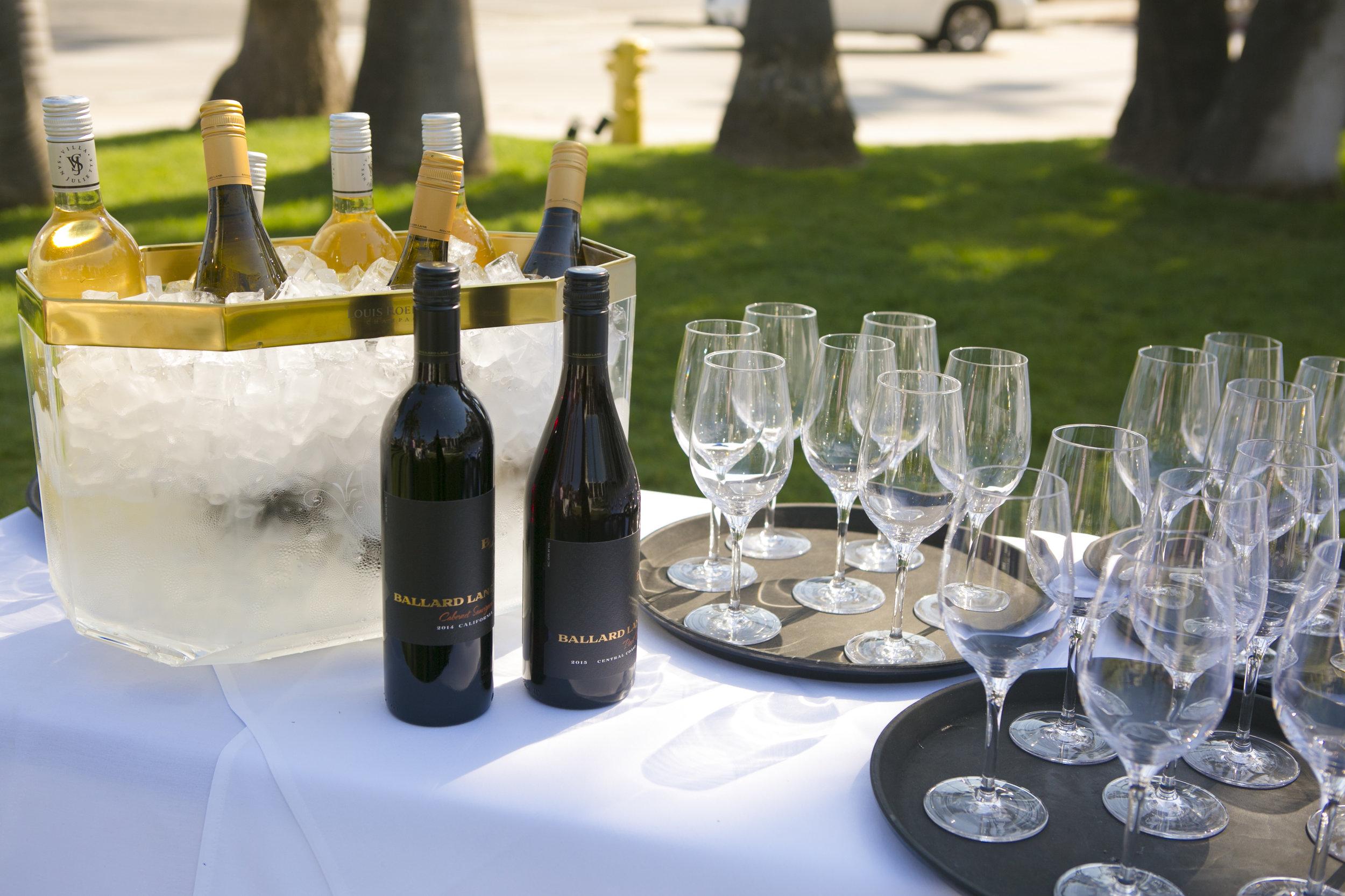 www.santabarbarawedding.com | ByCherry Photography | Felici Events | Convivo Restaurant | Cocktail Hour