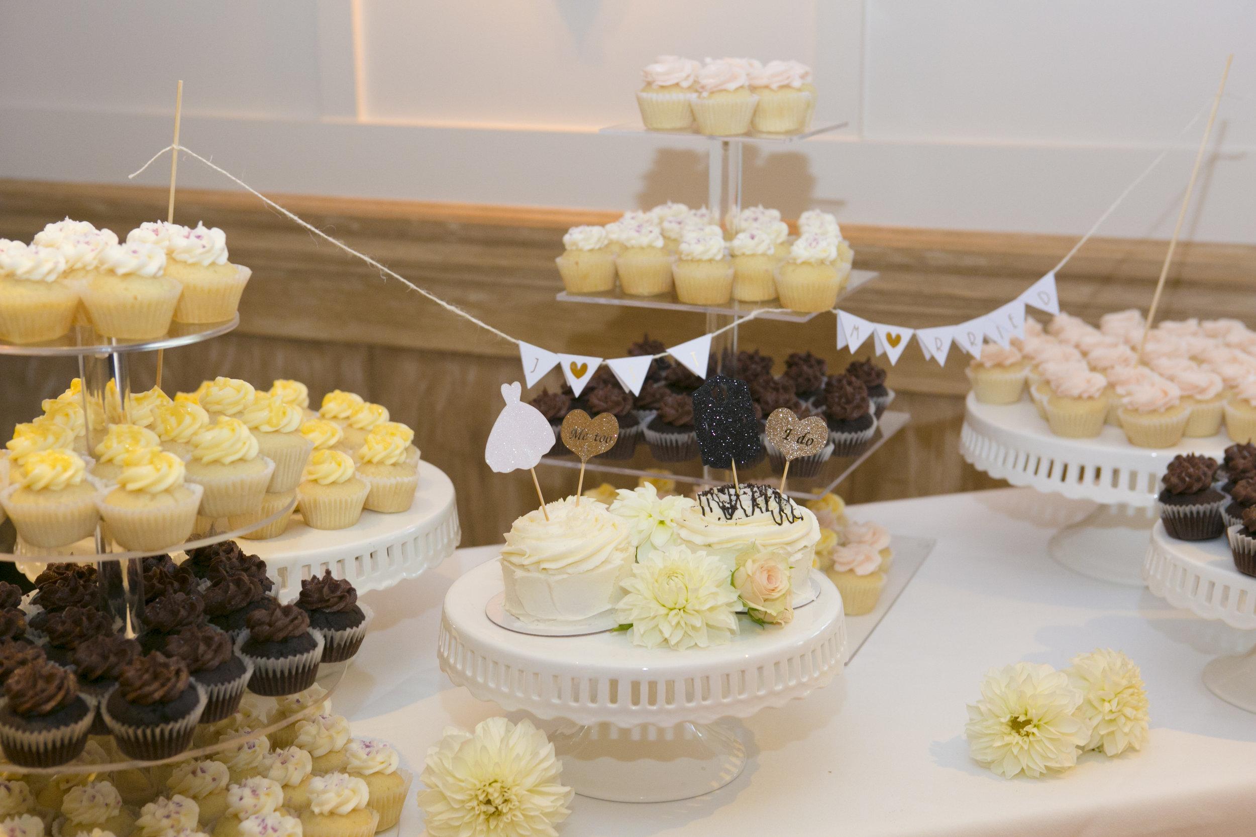 www.santabarbarawedding.com   ByCherry Photography   Felici Events   Convivo Restaurant   Dessert Bar