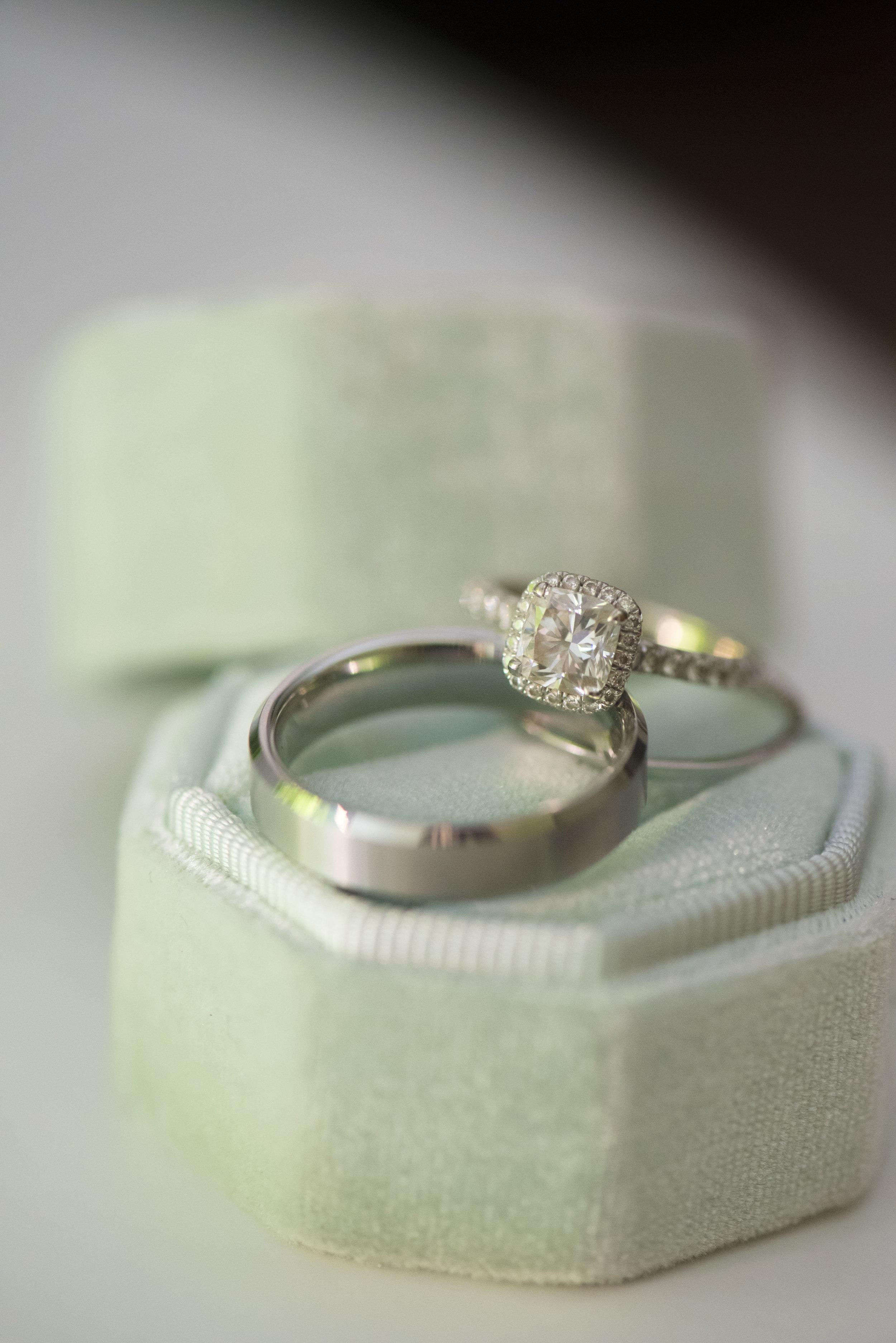 www.santabarbarawedding.com | ByCherry Photography | Felici Events | Convivo Restaurant | Wedding Rings