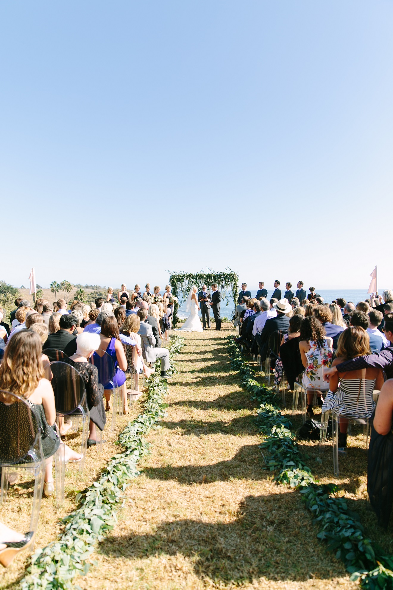 www.santabarbarawedding.com | Dos Pueblos Ranch | Birds of a Feather | Ceremony