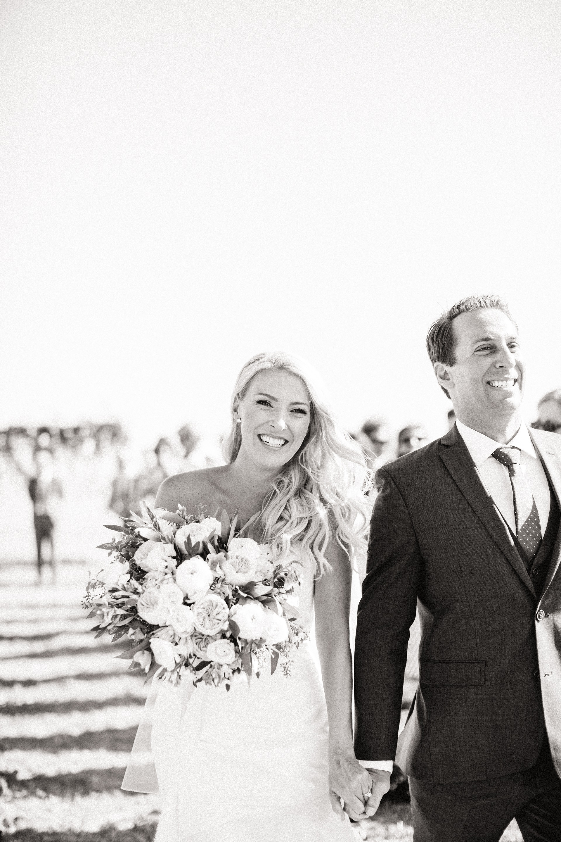 www.santabarbarawedding.com | Dos Pueblos Ranch | Birds of a Feather | Ceremony | Bride and Groom
