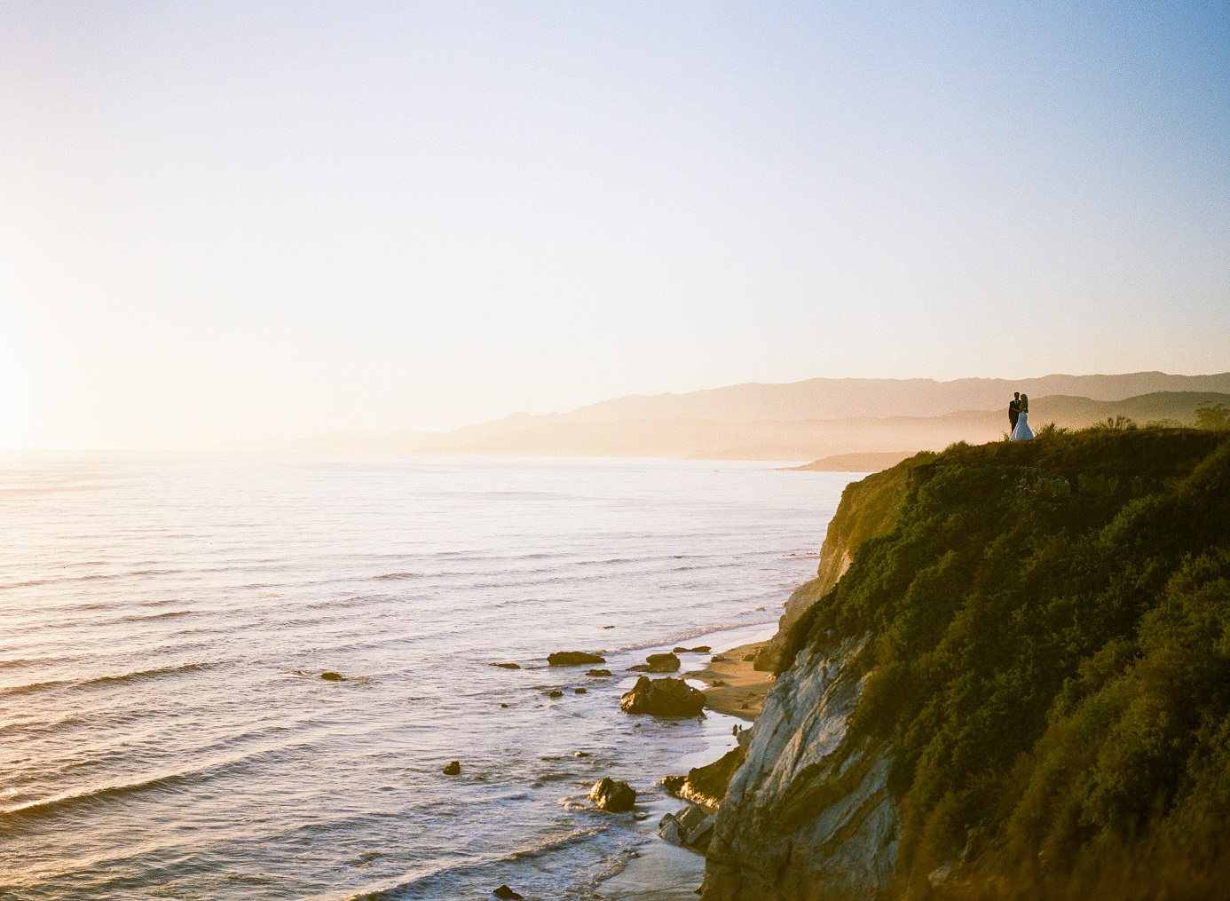 www.santabarbarawedding.com | Dos Pueblos Ranch | Birds of a Feather | Ocean