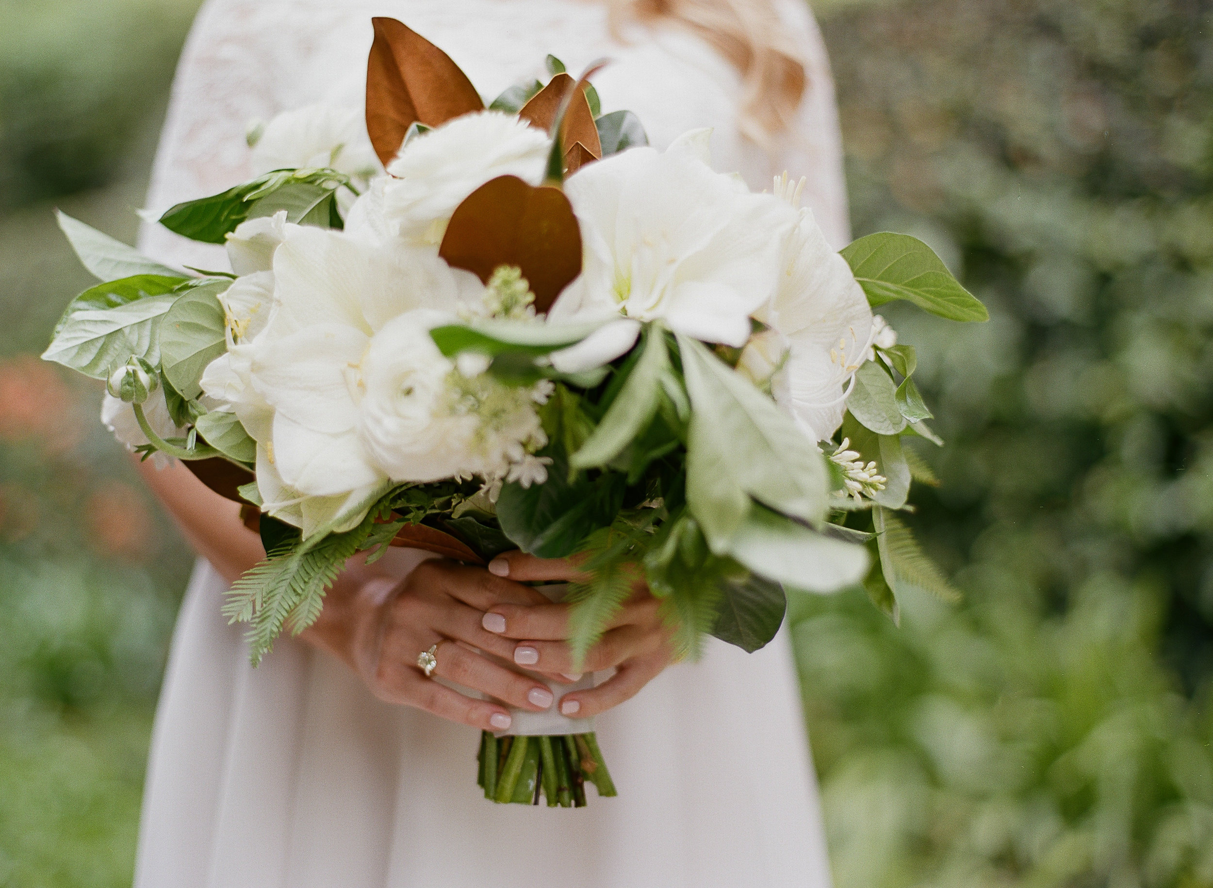 www.santabarbarawedding.com | Villa Verano | Clarissa Koenig Photography | Felici Events | Bridal Bouquet
