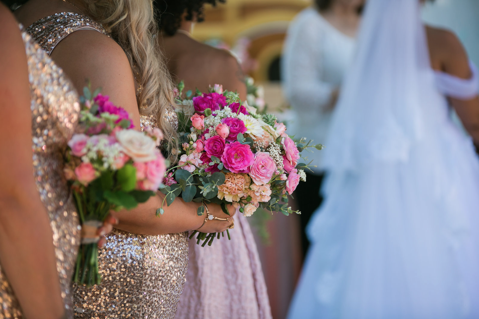 www.santabarbarawedding.com | Mattei's Tavern | Staci Stack Photography | Bridesmaids