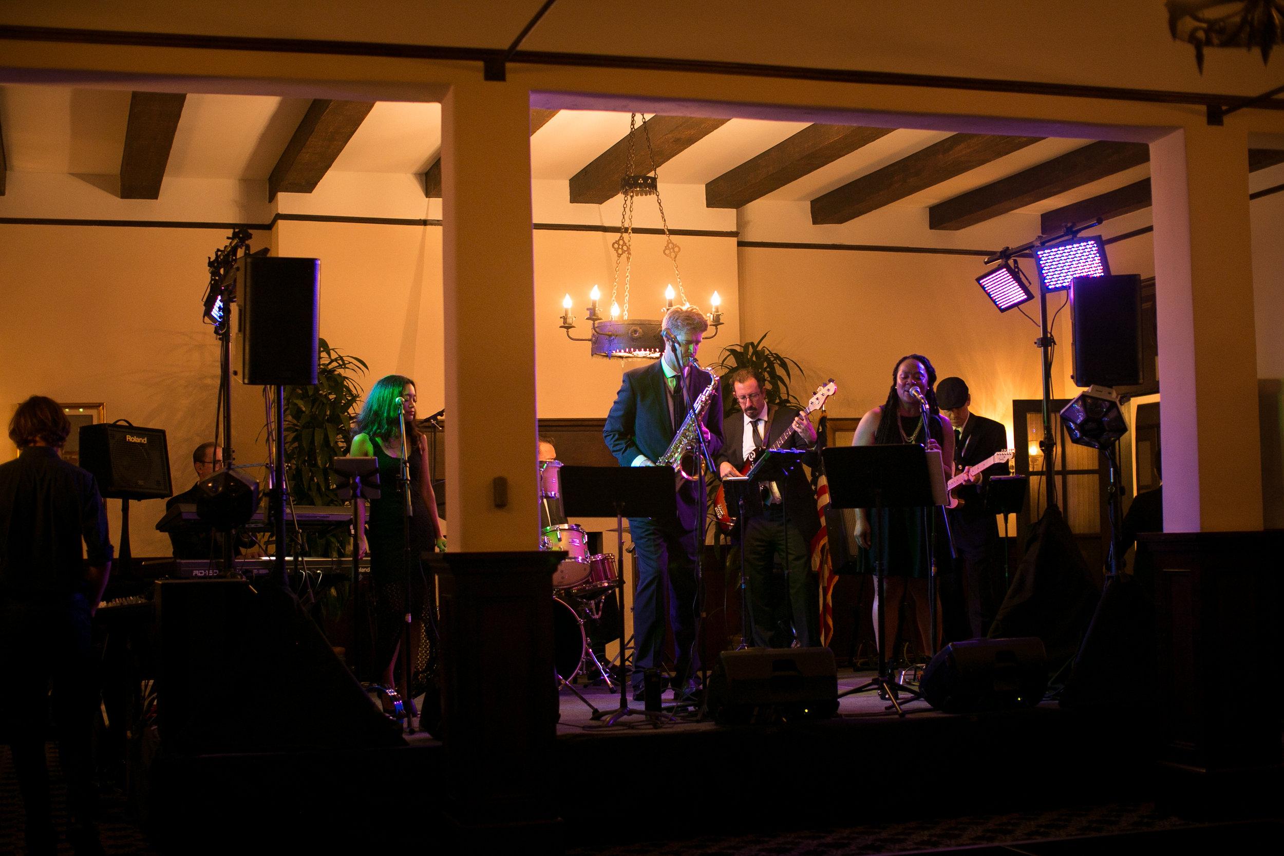 www.santabarbarawedding.com   Kelsey Crews   Felici Events   Santa Barbara Club   Reception   The Selections