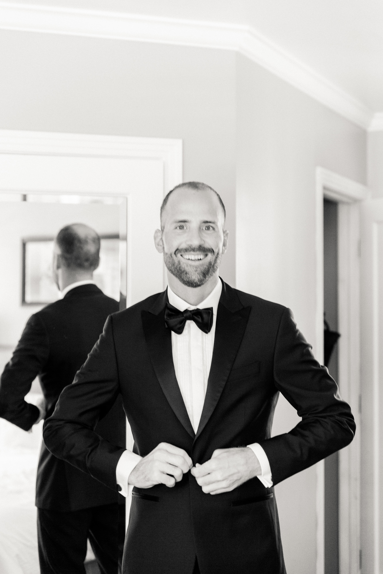 www.santabarbarawedding.com | Kiel Rucker | Canary Hotel | Groom