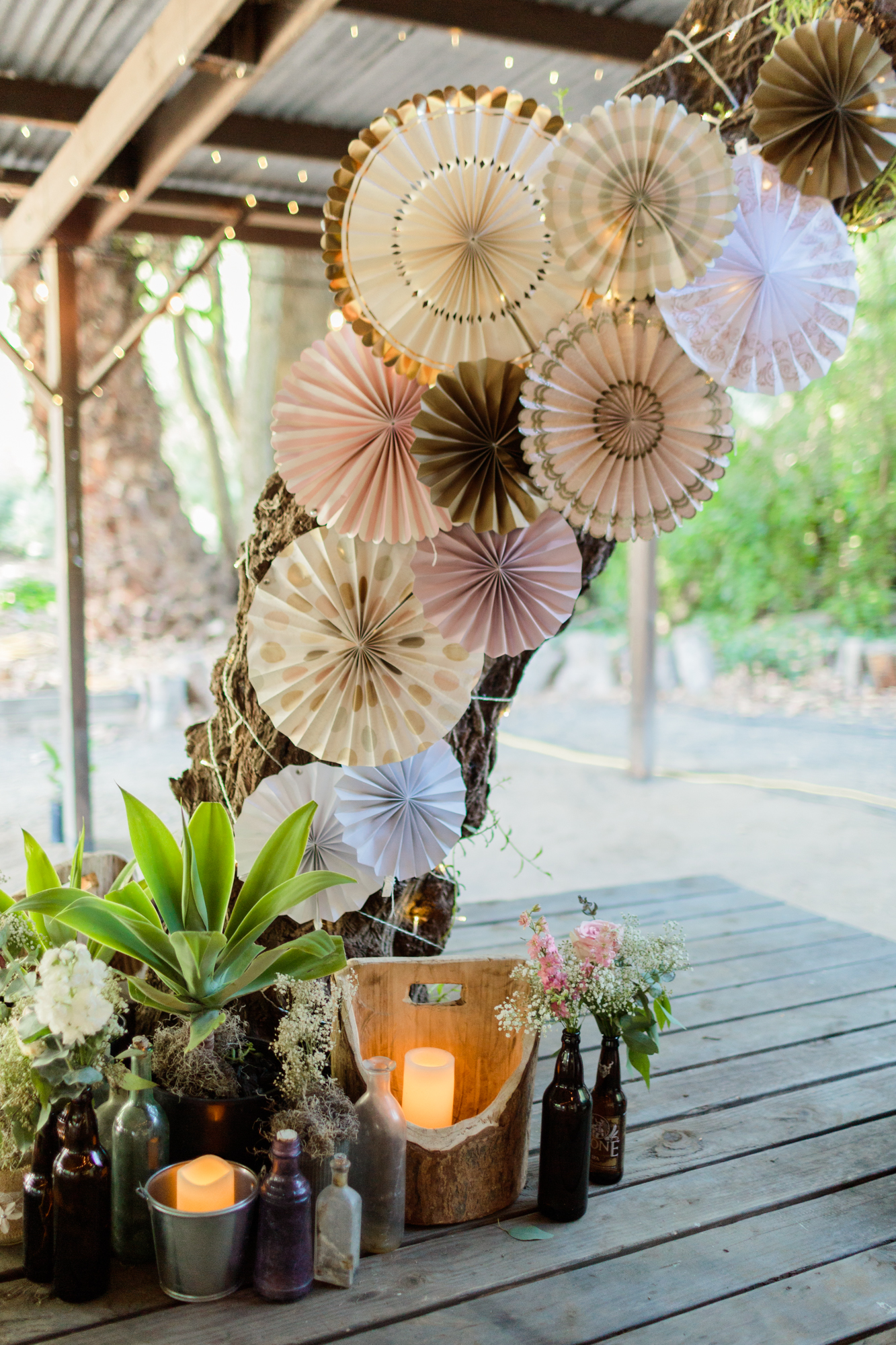 www.santabarbarawedding.com | Kaitie Brainerd Photo | Rancho Dos Pueblos | Reception Details