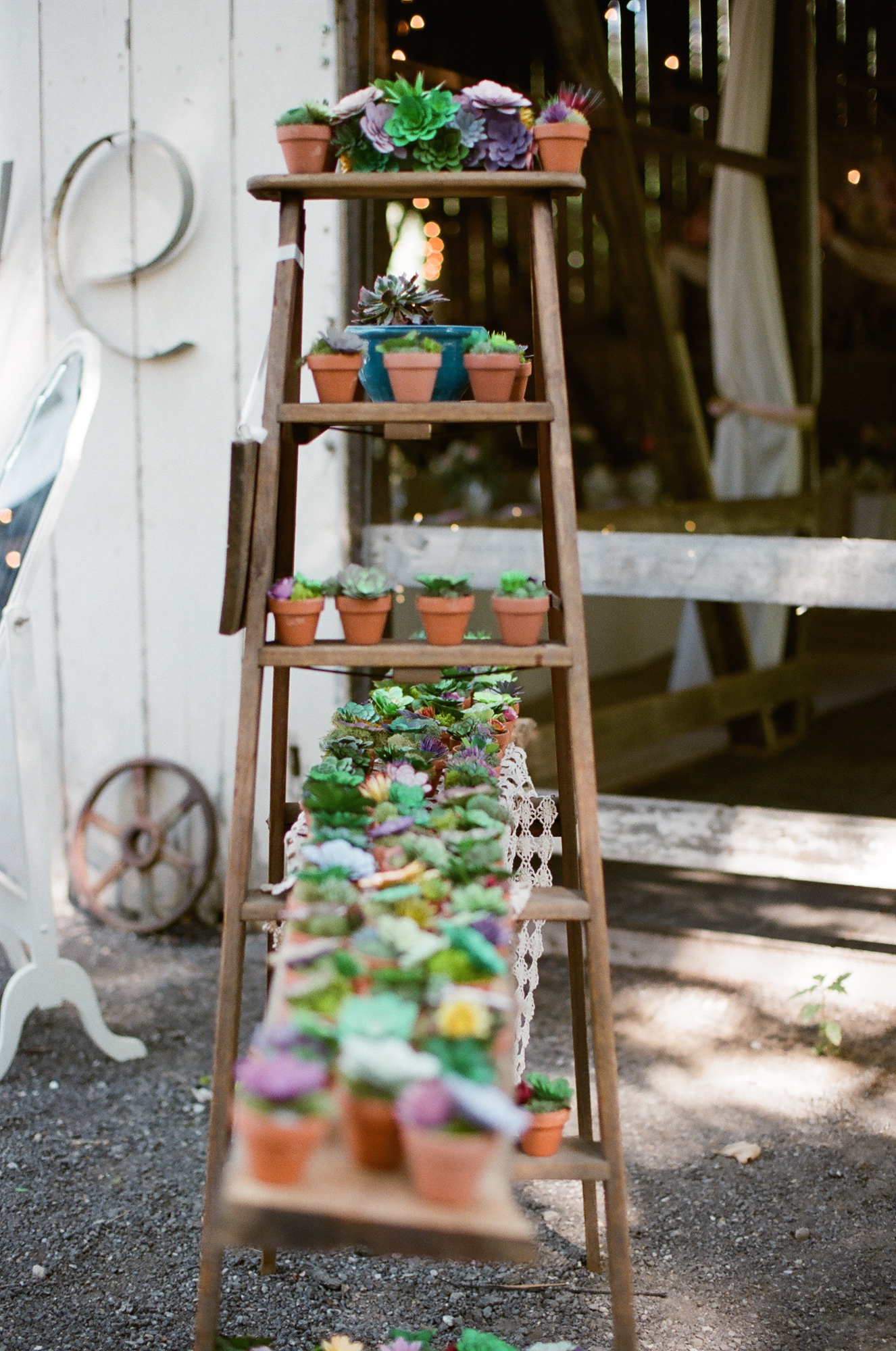 www.santabarbarawedding.com | Kaitie Brainerd Photo | Rancho Dos Pueblos | Wedding Favors | Succulents