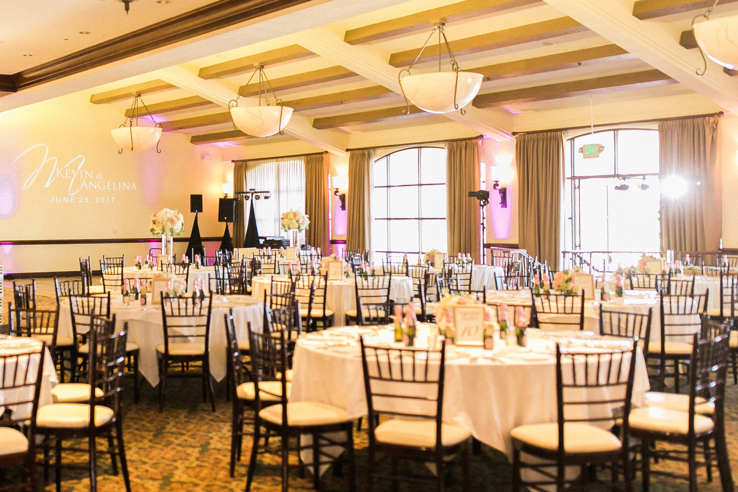 www.santabarbarawedding.com | Kelsey Crews | Fess Parker Doubletree | Reception
