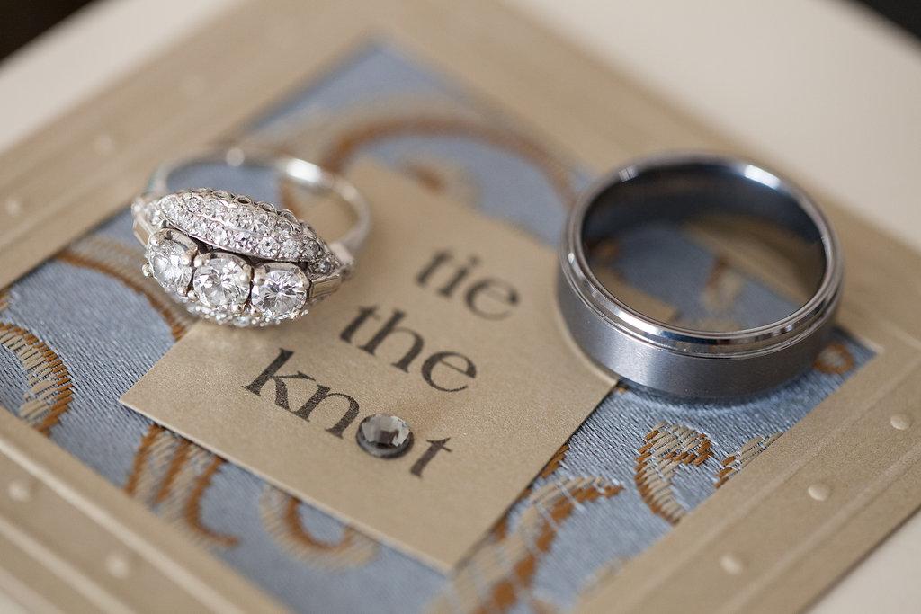 www.santabarbarawedding.com | Felici Events | Melissa Musgrove | El Paseo | Wedding Rings