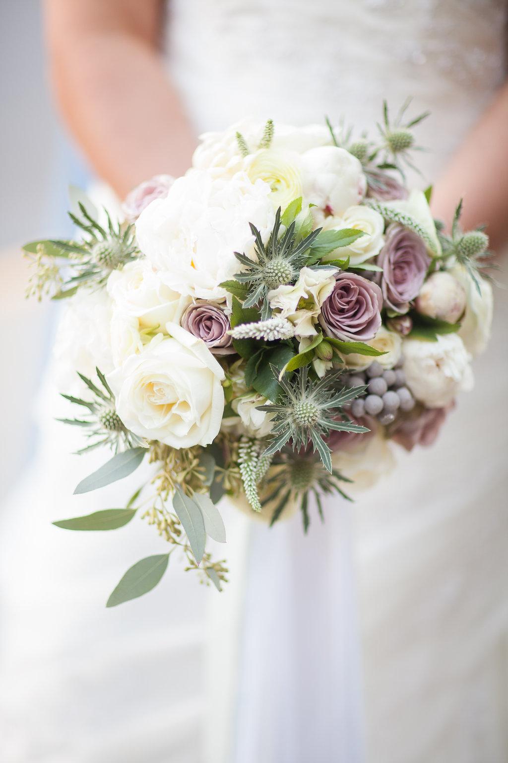 www.santabarbarawedding.com | Felici Events | Melissa Musgrove | El Paseo | Bridal Bouquet