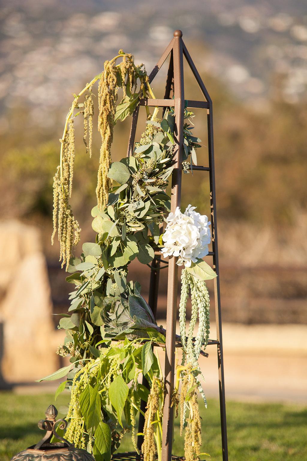 www.santabarbarawedding.com | Felici Events | Melissa Musgrove | El Paseo | Ceremony Details