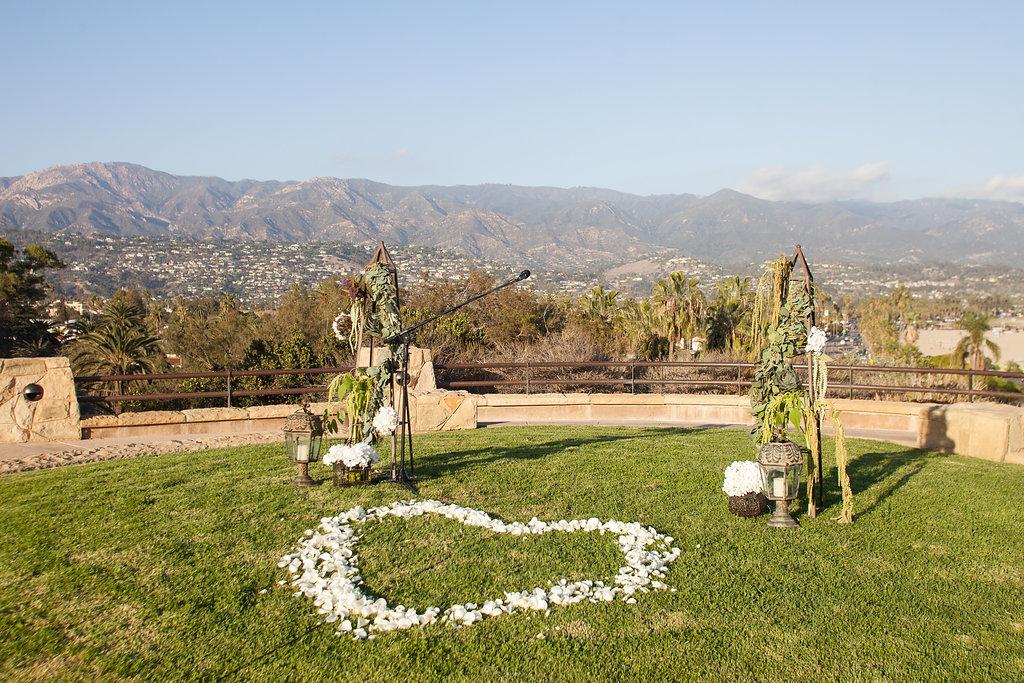 www.santabarbarawedding.com | Felici Events | Melissa Musgrove | El Paseo | Ceremony