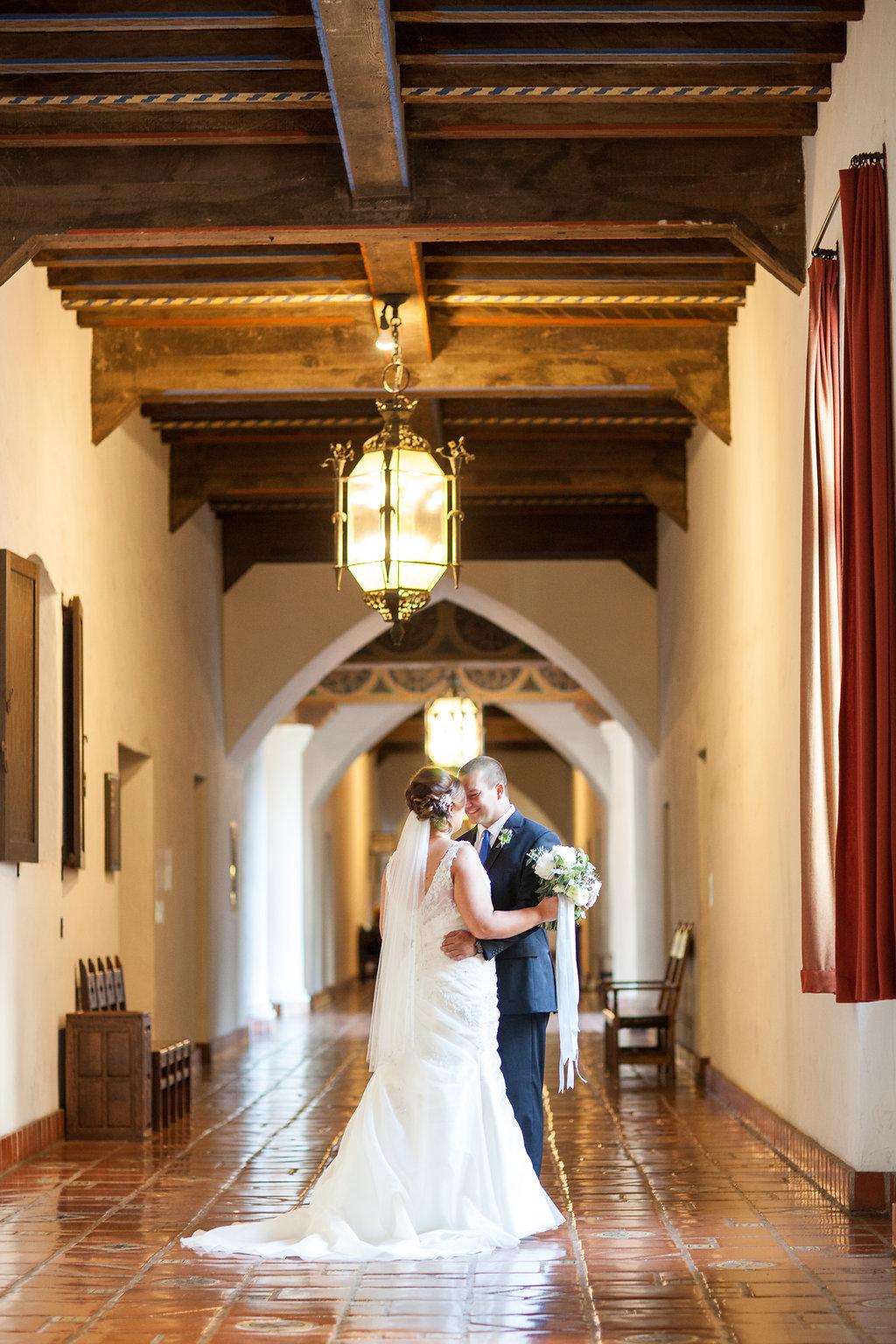 www.santabarbarawedding.com | Felici Events | Melissa Musgrove | El Paseo | Bride and Groom