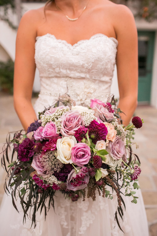 www.santabarbarawedding.com | Kelsey Crews | Felici Events | El Paseo | Bride