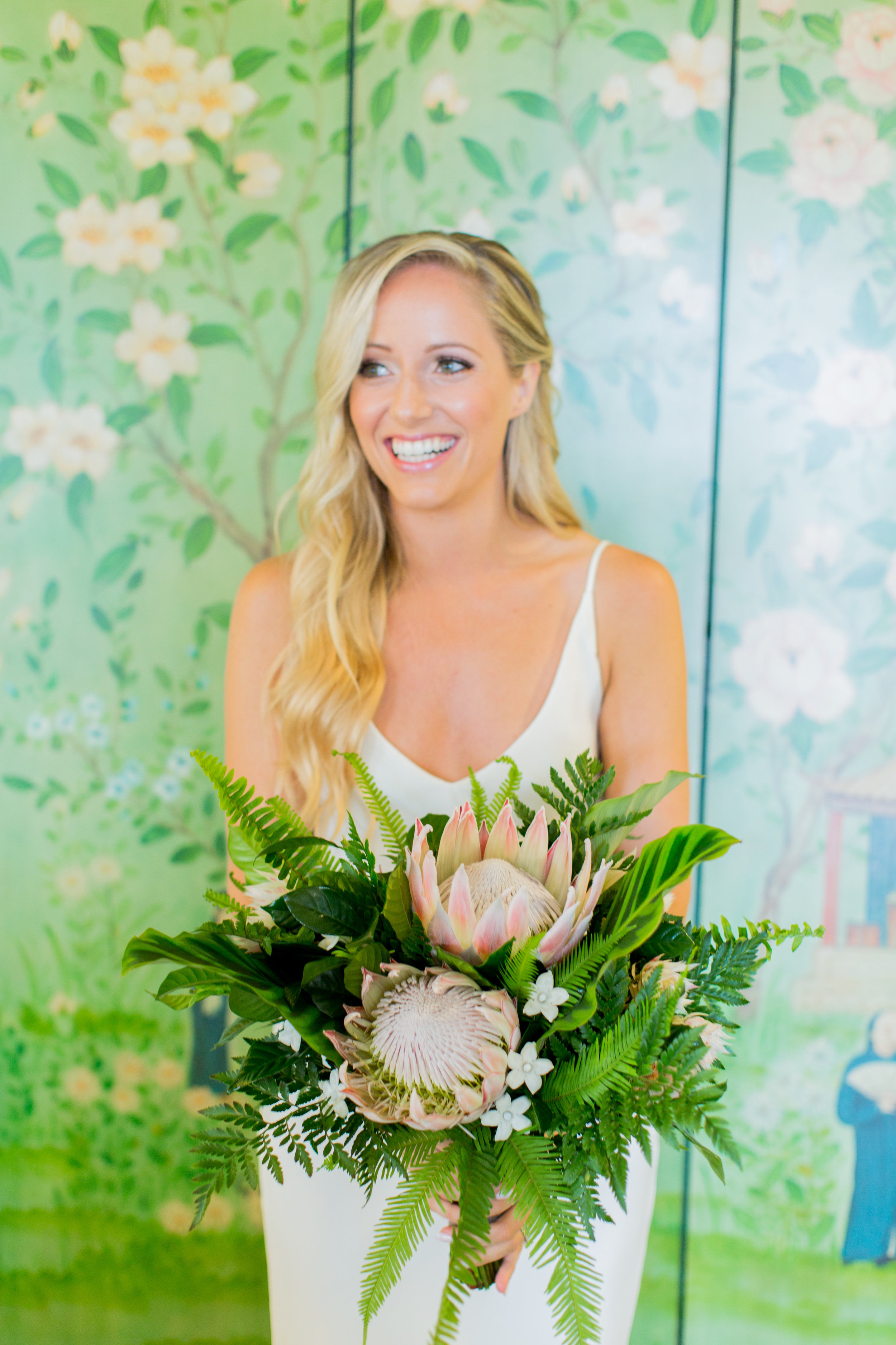 www.santabarbarawedding.com   Santa Barbara Zoo   Wonder Tribe   Events by Rincon   Bridal Bouquet   Bride