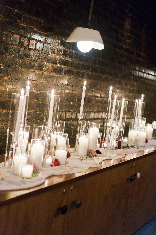 www.santabarbarawedding.com | Lavender & Twine | Michele B. Events | Santa Barbara Courthouse | Reception Details