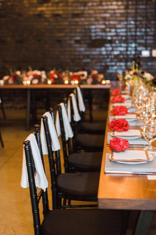 www.santabarbarawedding.com | Lavender & Twine | Michele B. Events | Santa Barbara Courthouse | Reception Table