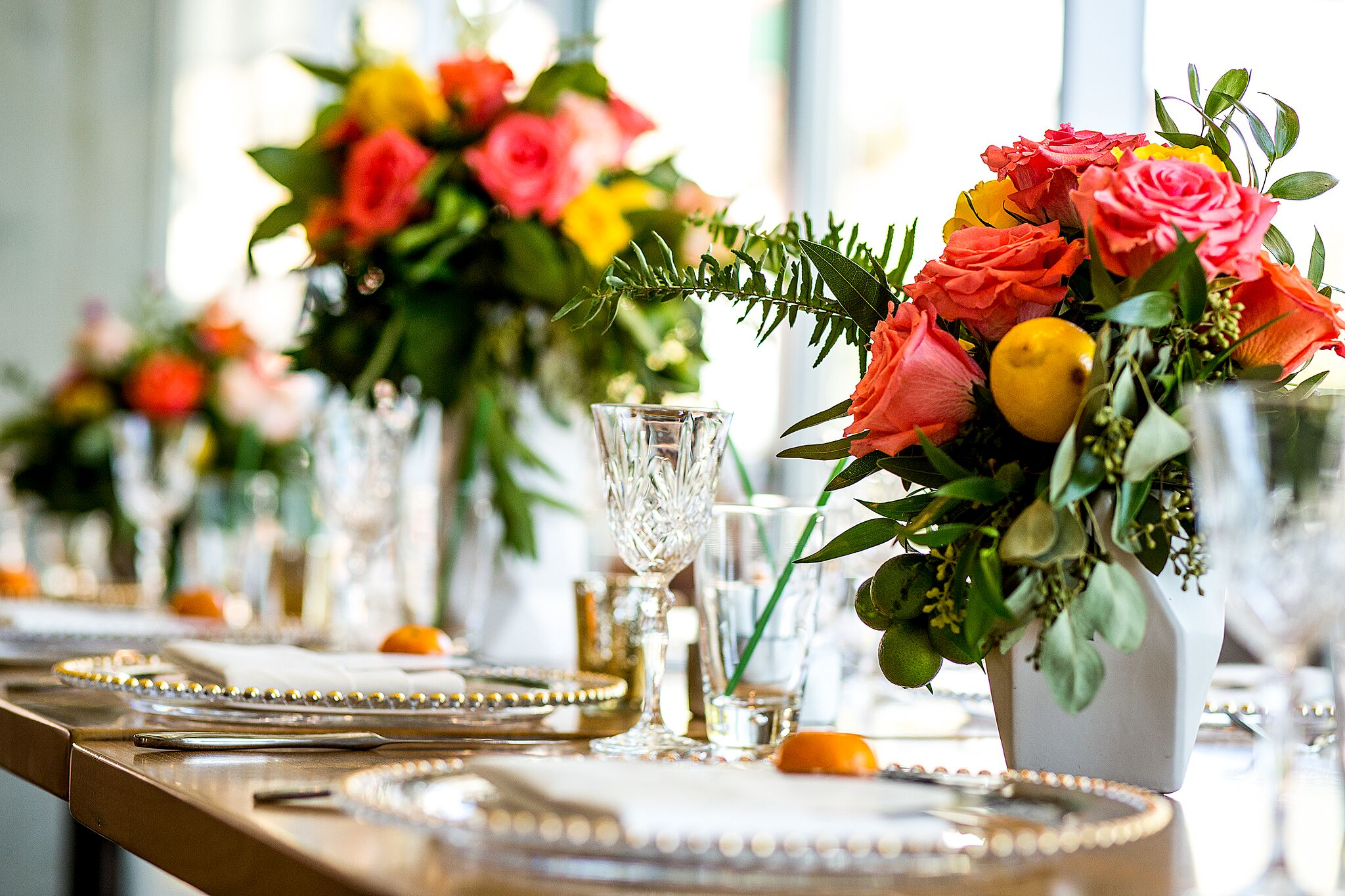 www.santabarbarawedding.com | Town and Country Event Rentals