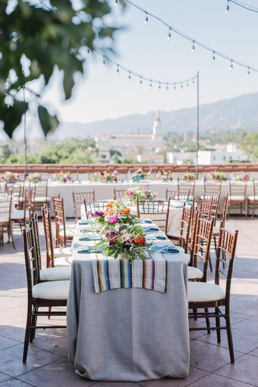www.santabarbarawedding.com | Santa Barbara Courthouse | Canary Hotel | Aurelia D'Amore Photography | Reception
