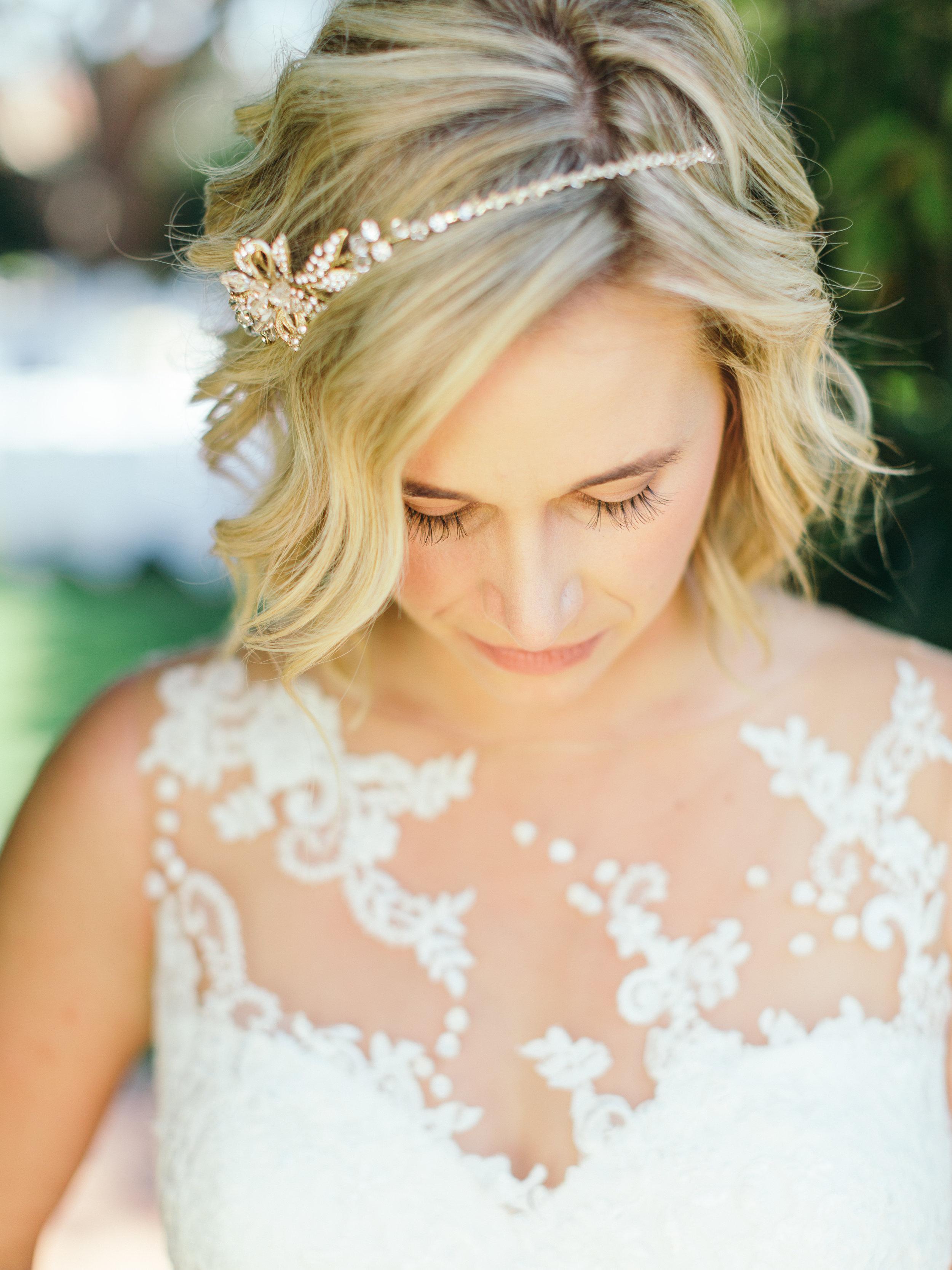 www.santabarbarawedding.com | Kiel Rucker | Riviera Mansion | Bride