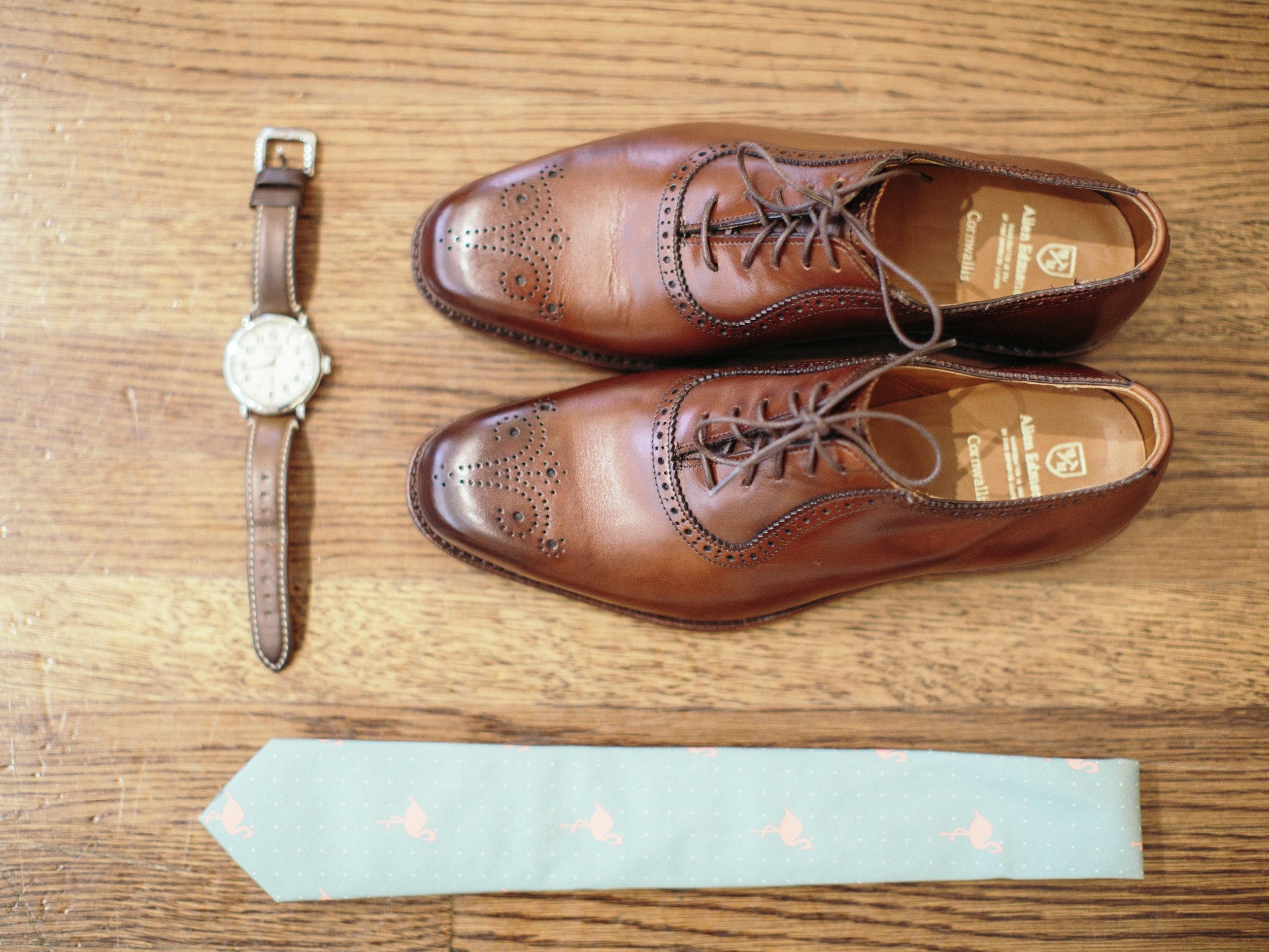 www.santabarbarawedding.com | Kiel Rucker | Riviera Mansion | Groom's Accessories