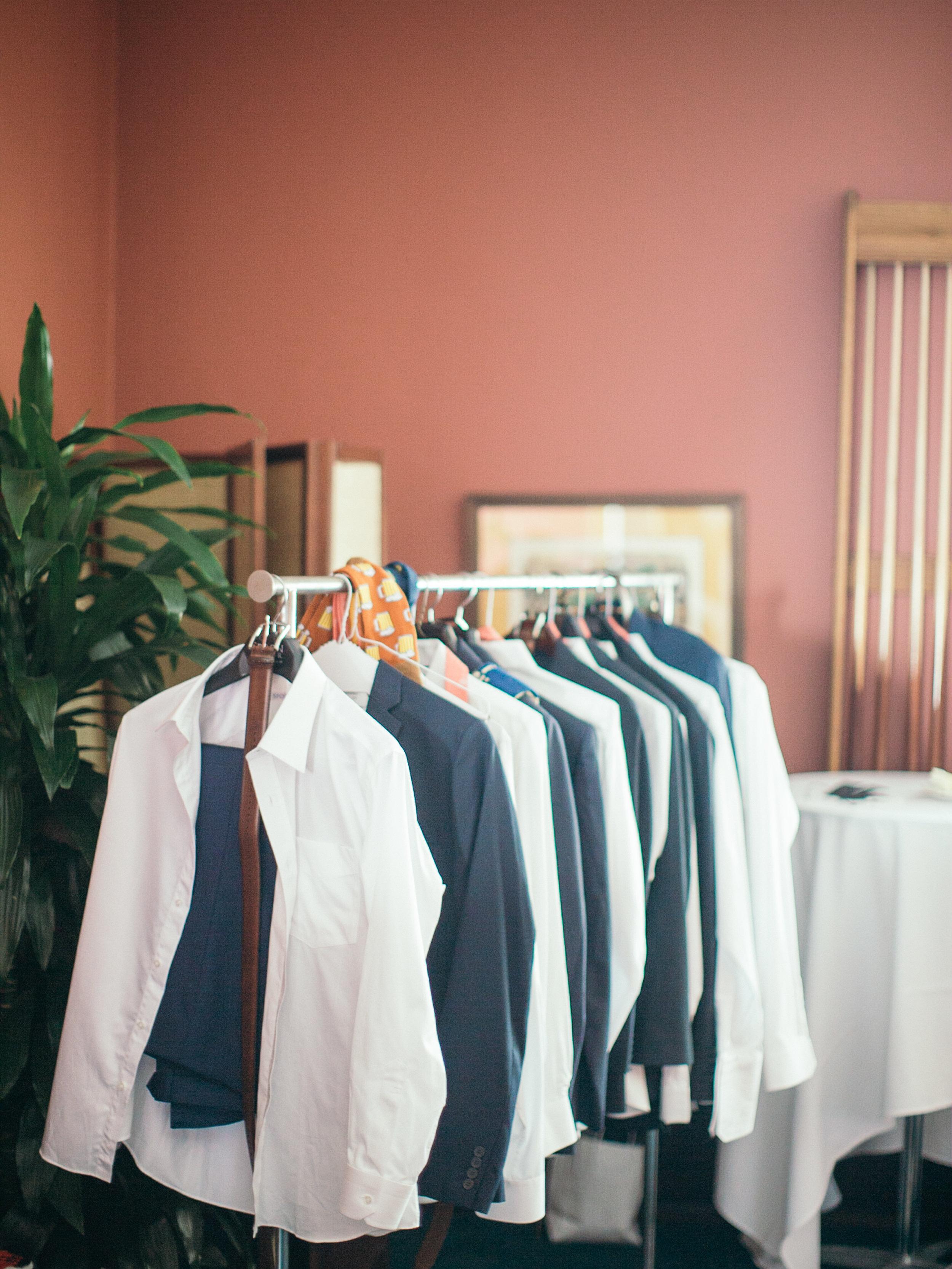 www.santabarbarawedding.com | Kiel Rucker | Riviera Mansion | Groomsmen's Suits