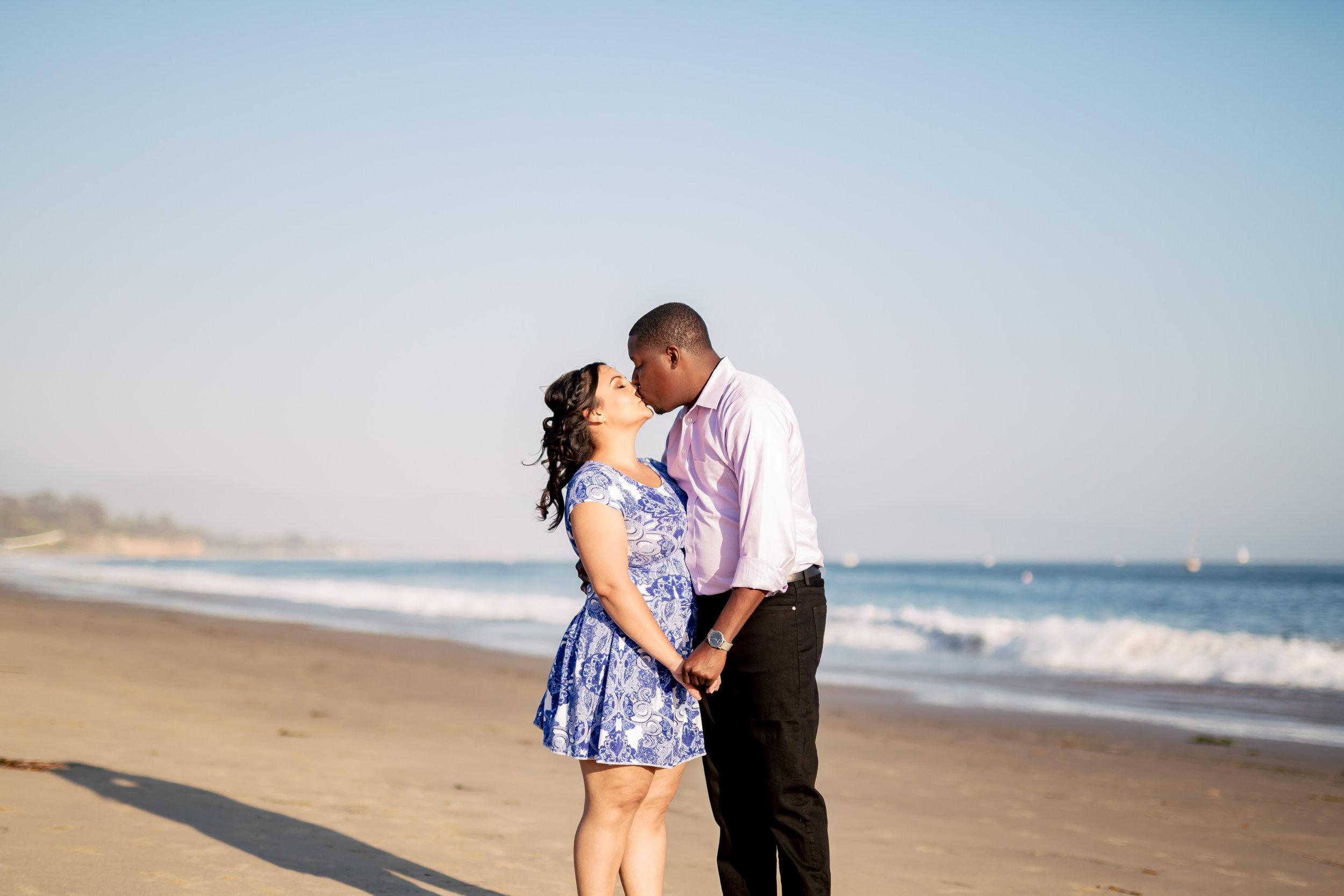www.santabarbarawedding.com | Rewind Photography | Engagement Session
