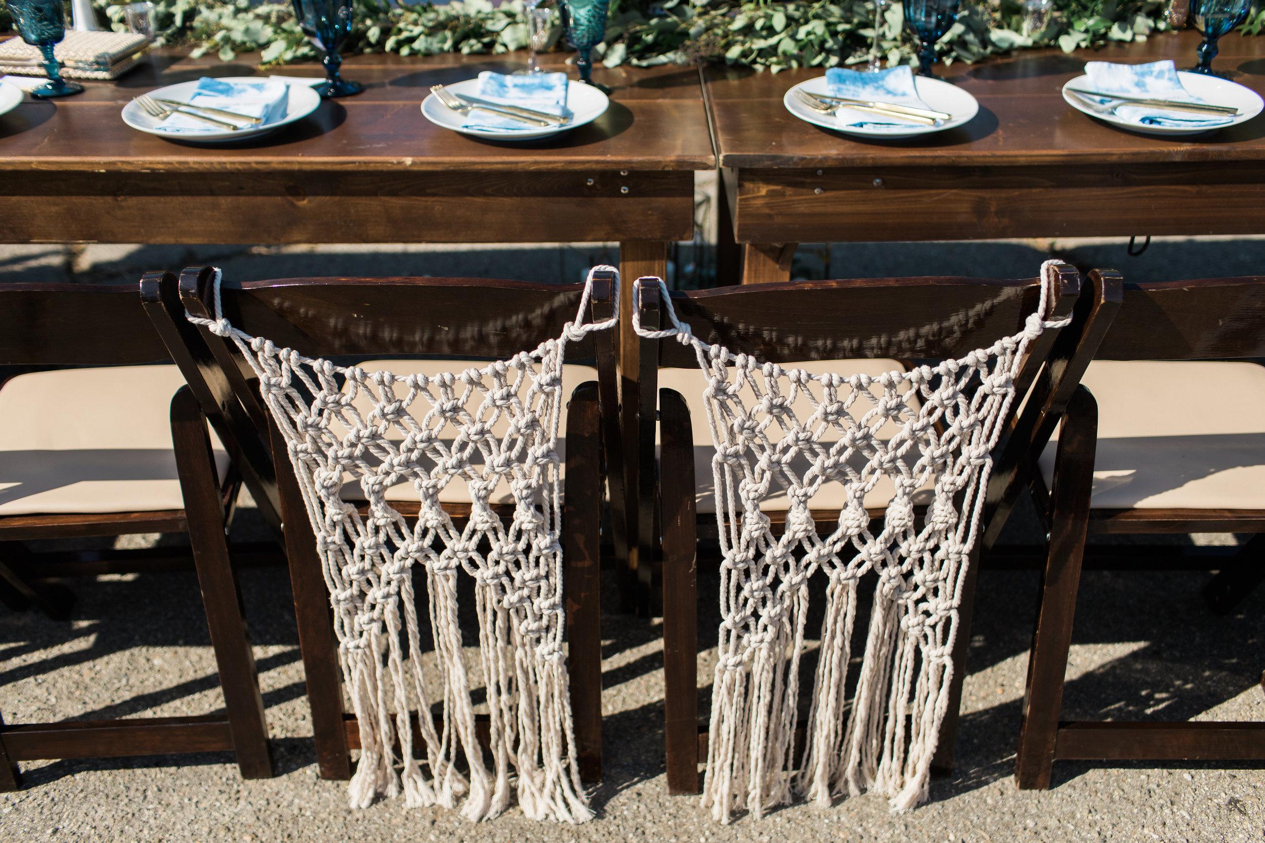 www.santabarbarawedding.com | Ann Johnson | Katie Shuler Photography | Ventura Botanical Gardens | Head Table