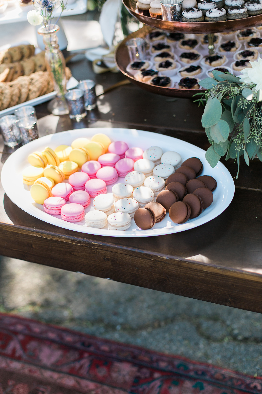 www.santabarbarawedding.com | Ann Johnson | Katie Shuler Photography | Ventura Botanical Gardens | Dessert Bar