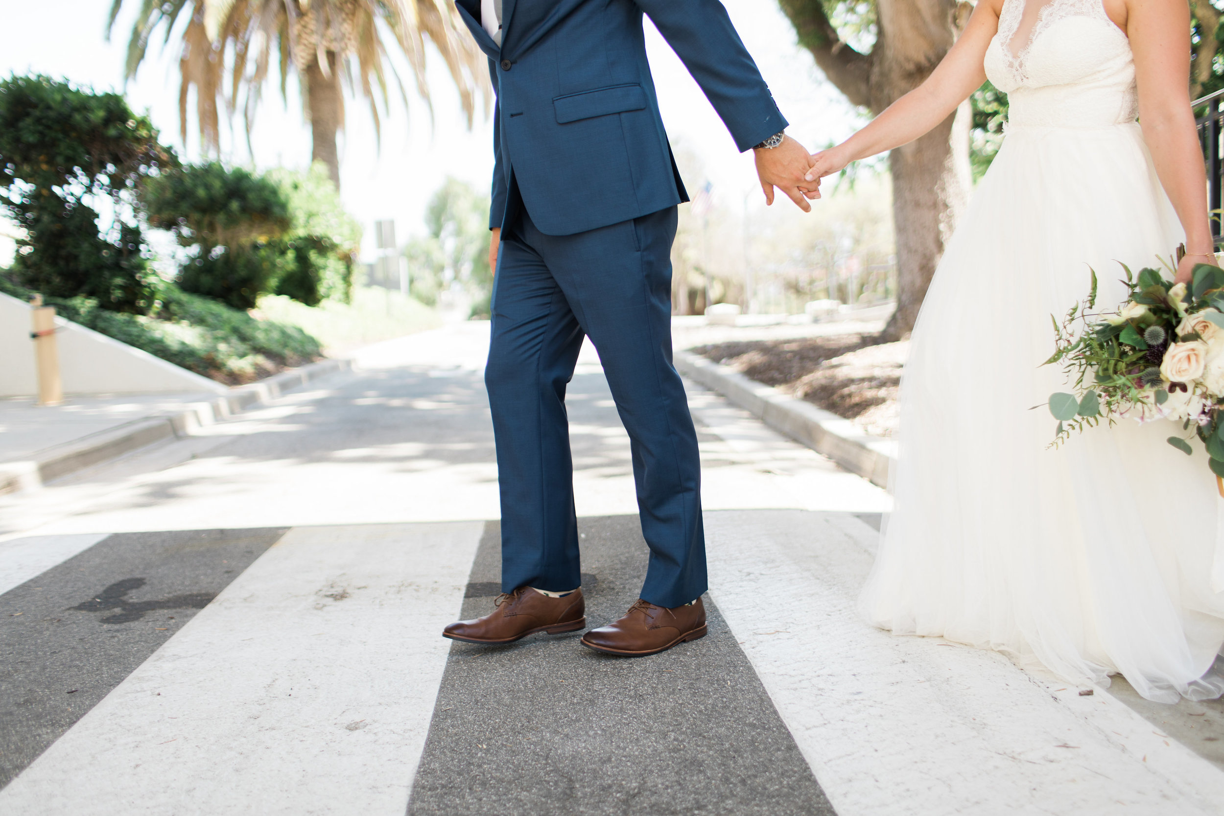 www.santabarbarawedding.com | Ann Johnson | Katie Shuler Photography | Ventura Botanical Gardens | Bride and Groom