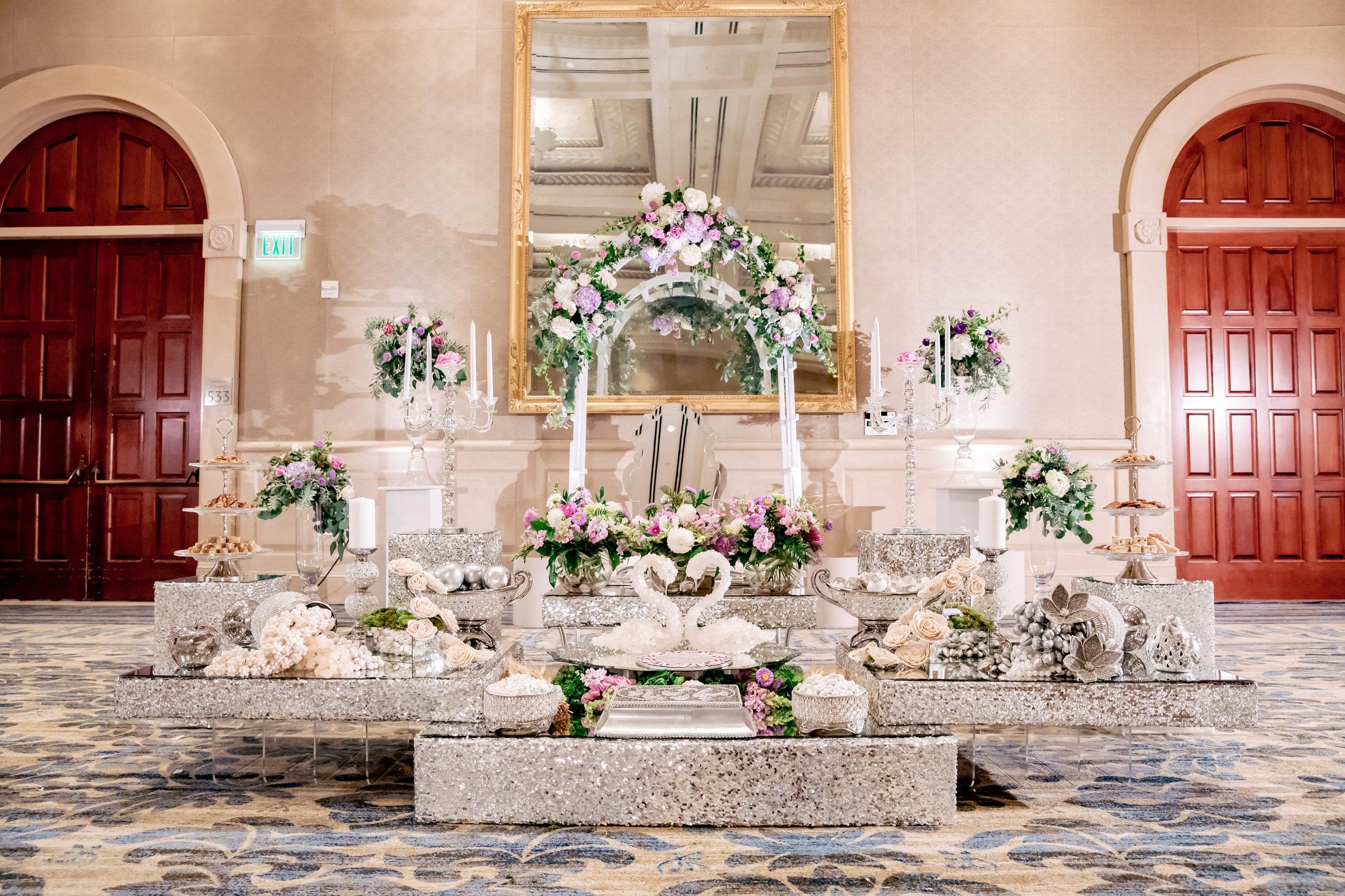 www.santabarbarawedding.com | Bacara Resort | Rewind Photography | Elegant Sofreh Design | Ceremony