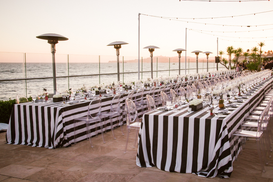 www.santabarbarawedding.com | Ann Johnson Events | Jessica Lewis | The Biltmore | Reception