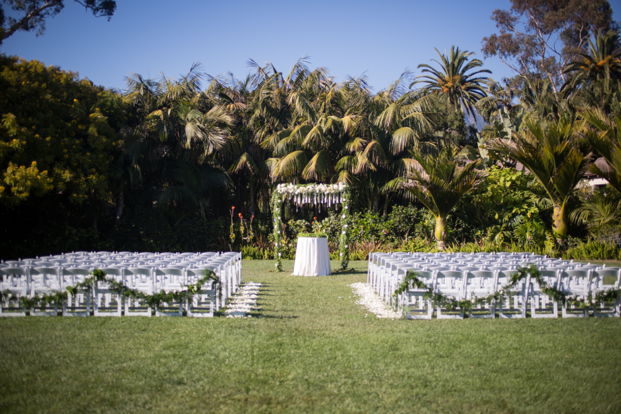 www.santabarbarawedding.com | Ann Johnson Events | Jessica Lewis | The Biltmore | Ceremony