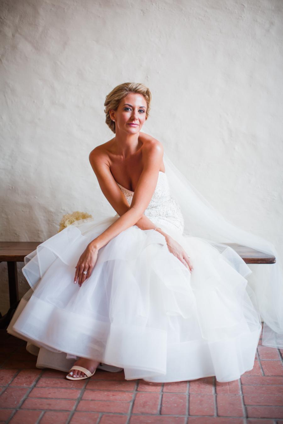 www.santabarbarawedding.com | Ann Johnson Events | Jessica Lewis | The Biltmore | Bride