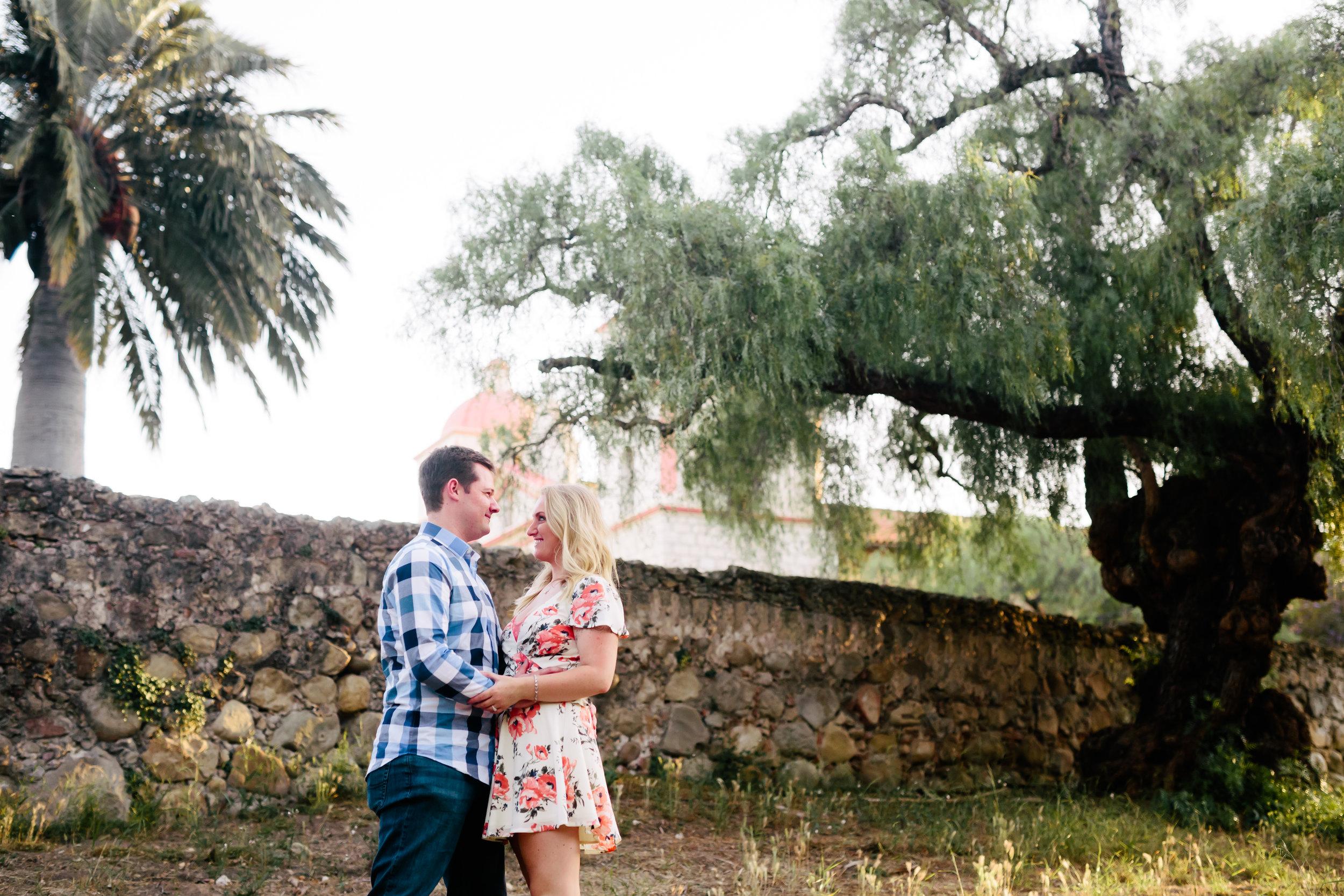 www.santabarbarawedding.com | Rewind Photography | Mission Park | Engagement Session