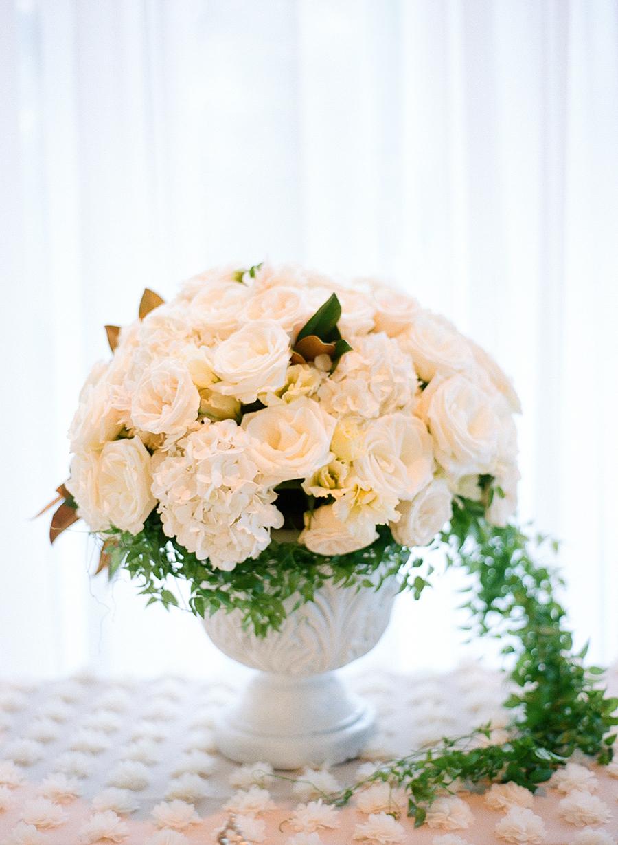 www.santabarbarawedding.com   Dos Pueblos Ranch   Soigne Productions   Lacie Hansen   Floral Arrangement