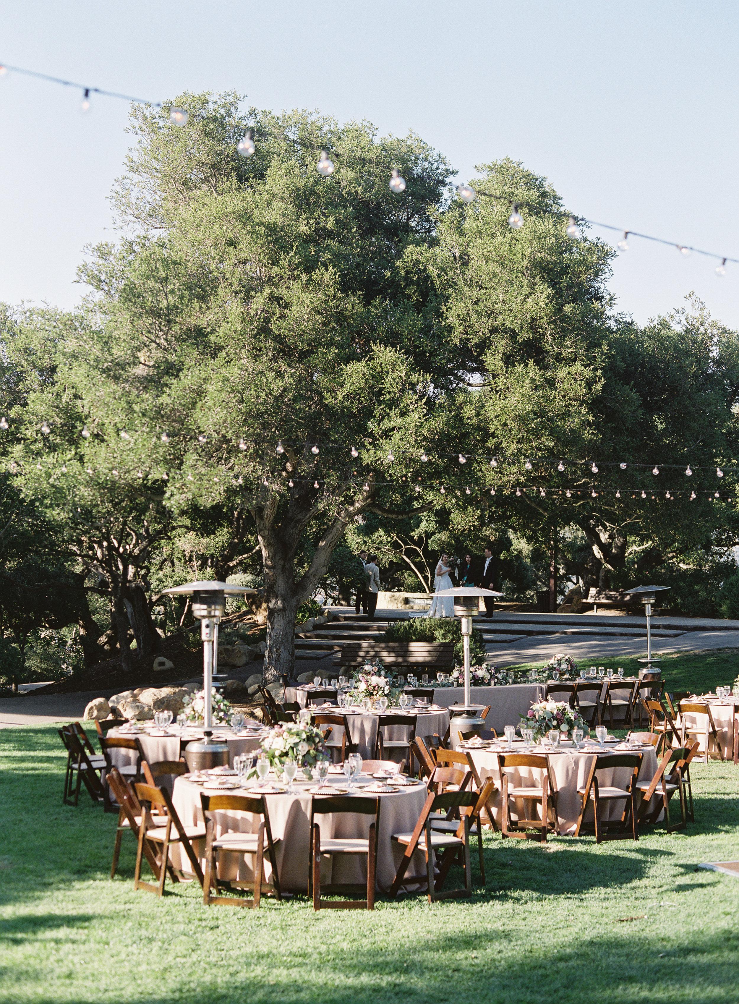 www.santabarbarawedding.com   Trinity Episcopal Church   Elings Park   Sarah Weir   Burlap & Bordeaux   Reception