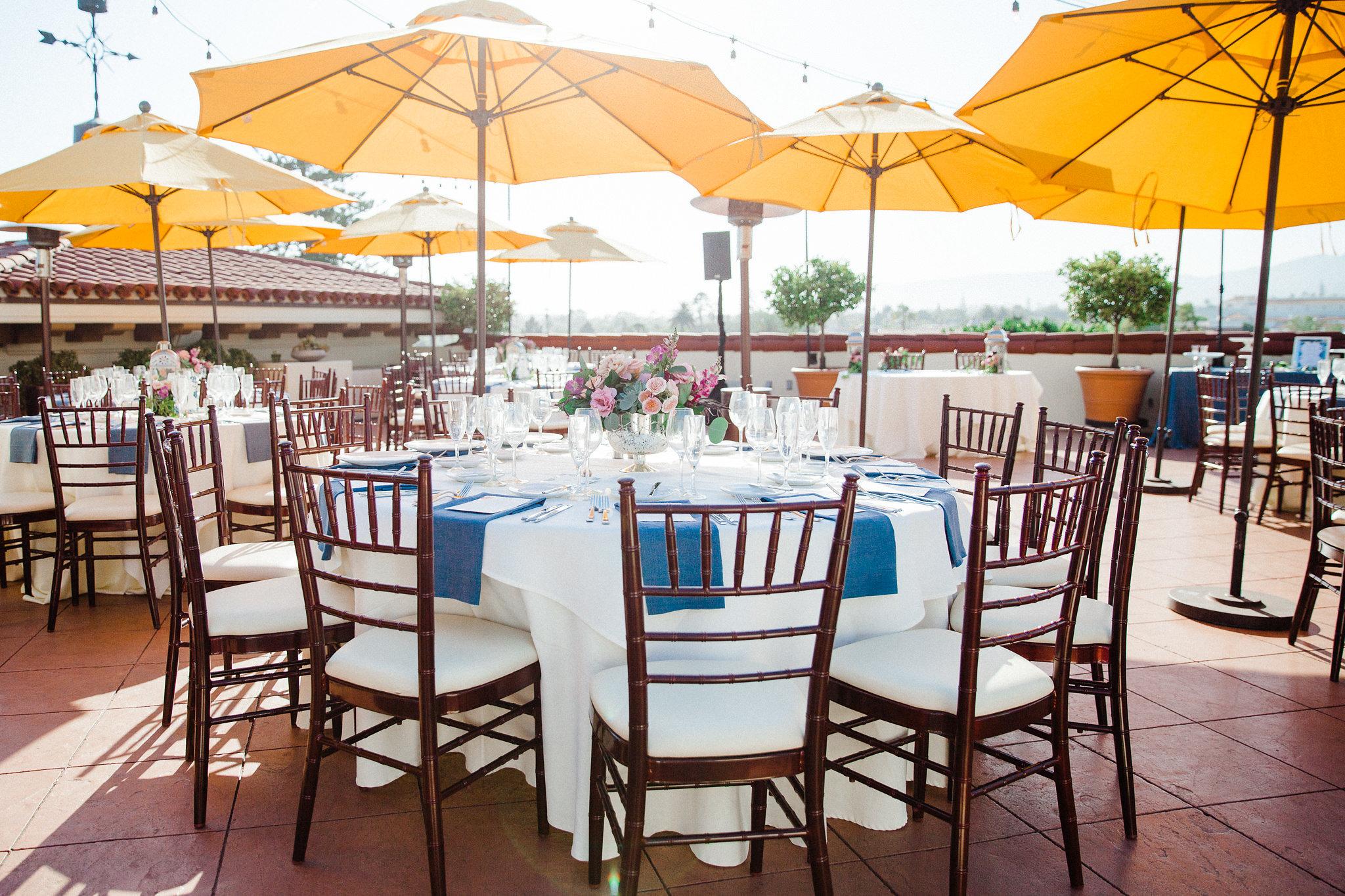 www.santabarbarawedding.com | Canary Hotel | Grace Kathryn Photography | Reception
