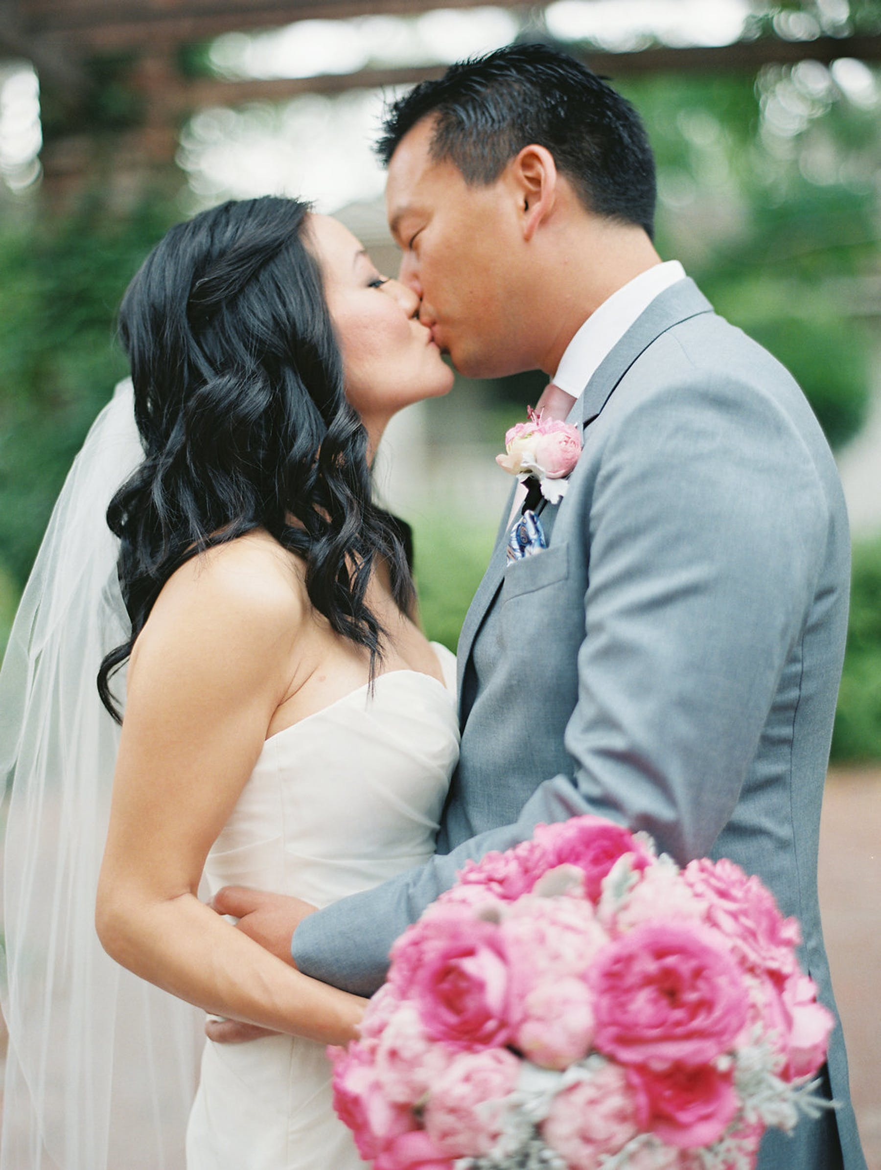 www.santabarbarawedding.com | El Encanto | Coco Rose Design | This Modern Romance | Bride and Groom