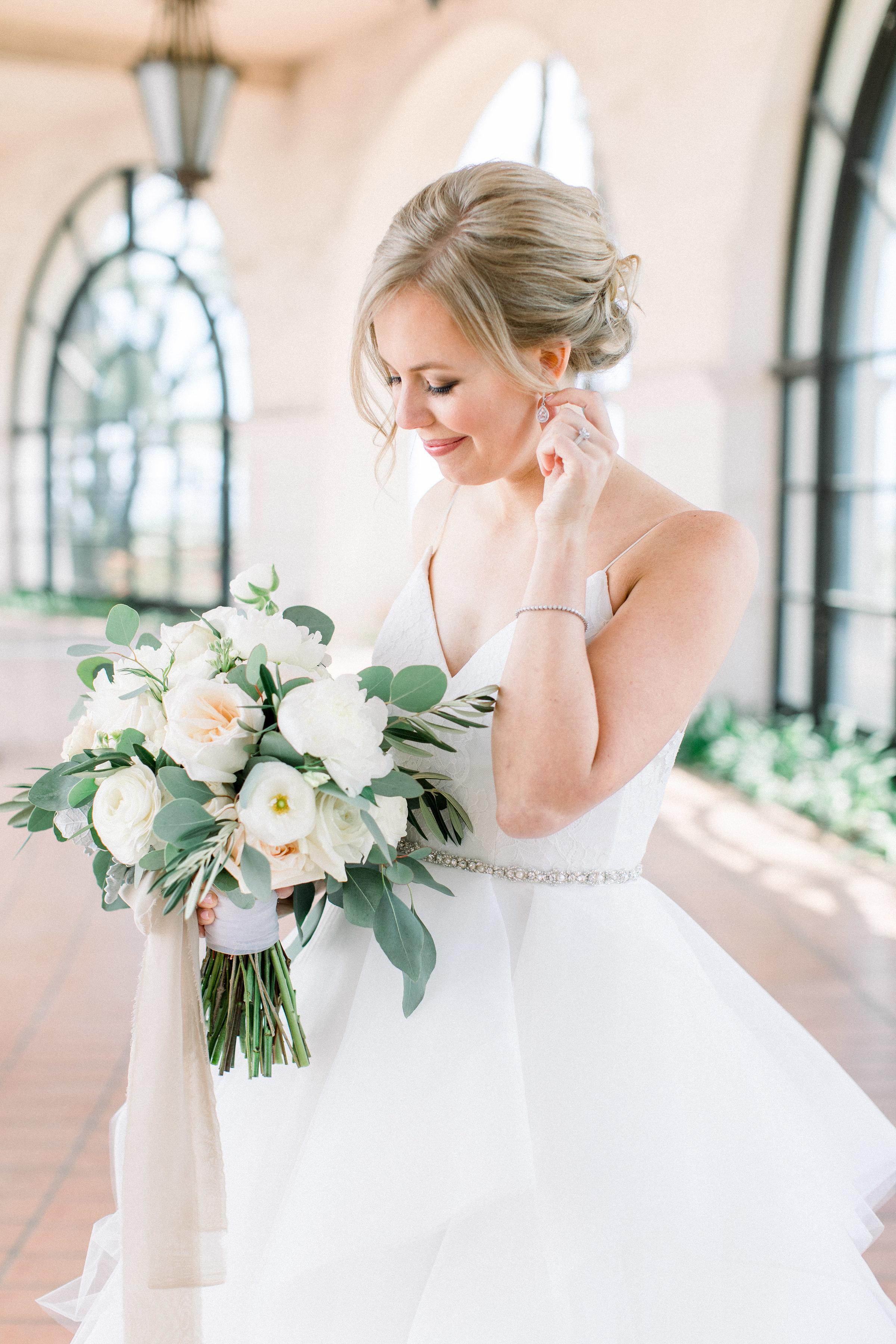 www.santabarbarawedding.com | Jenny Quicksall | Santa Barbara Club | Bluebell Events | Bride
