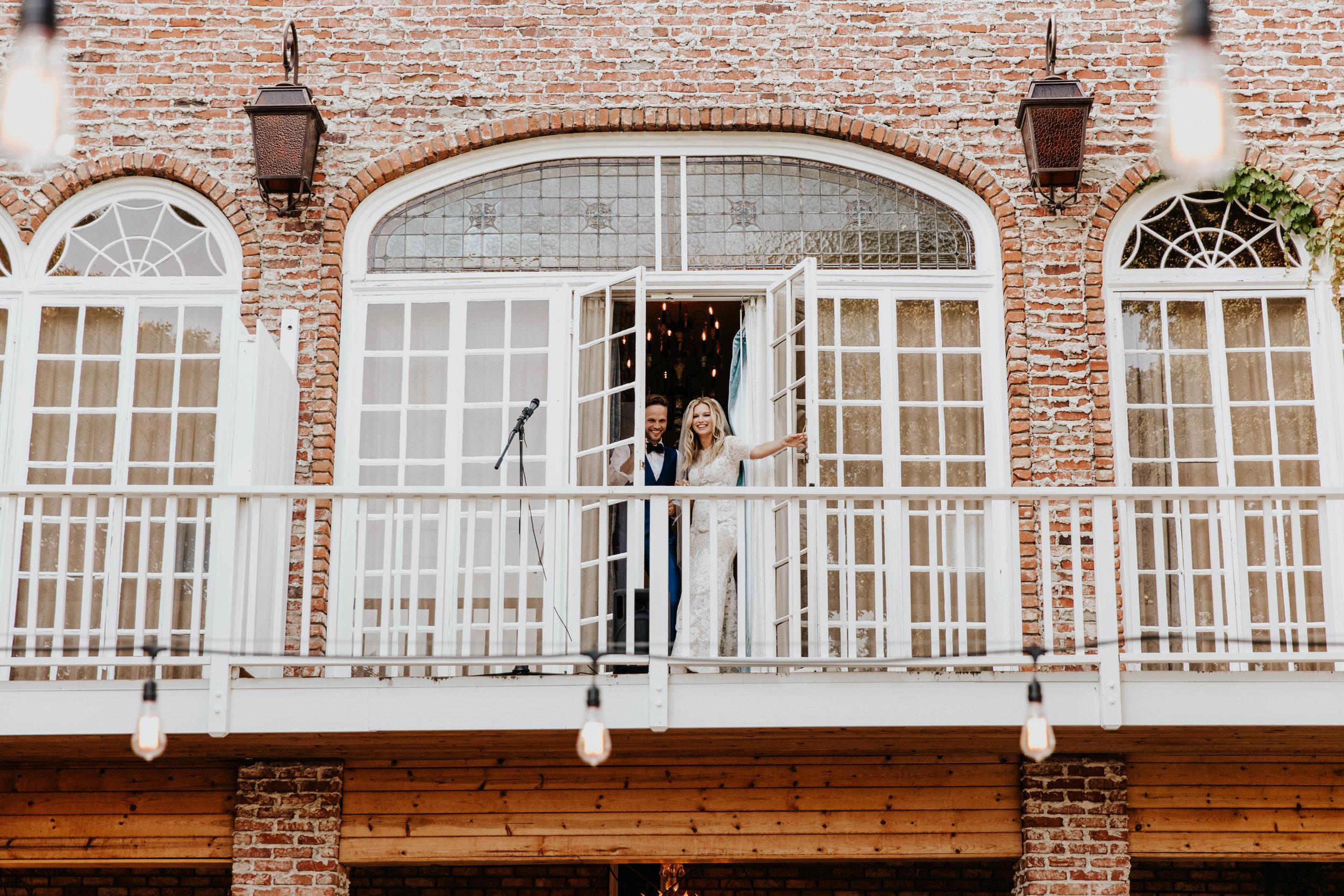 www.santabarbarawedding.com | 1880 Union Hotel