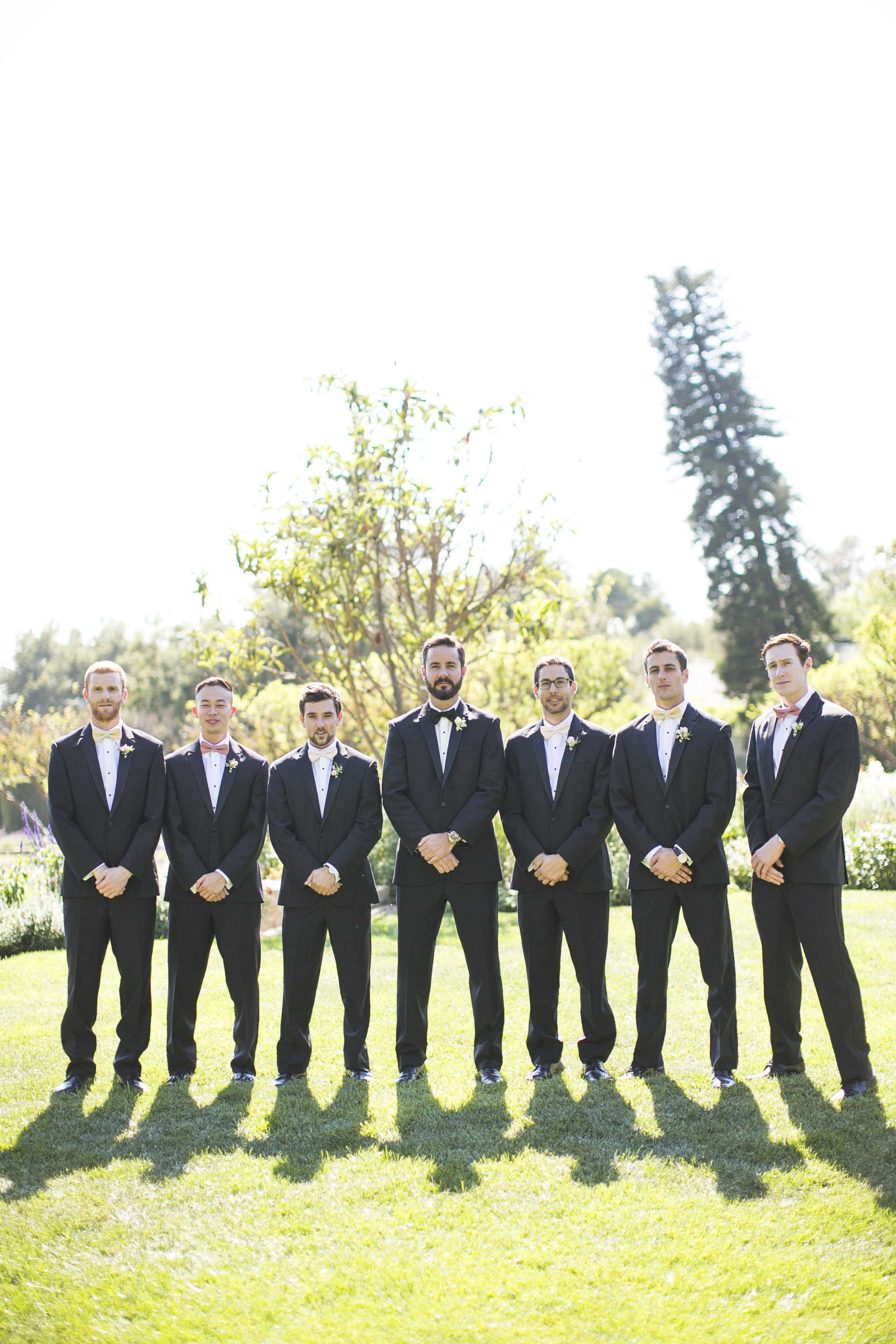 www.santabarbarawedding.com | Event of the Season | San Ysidro Ranch | Birds of a Feather | Groomsmen