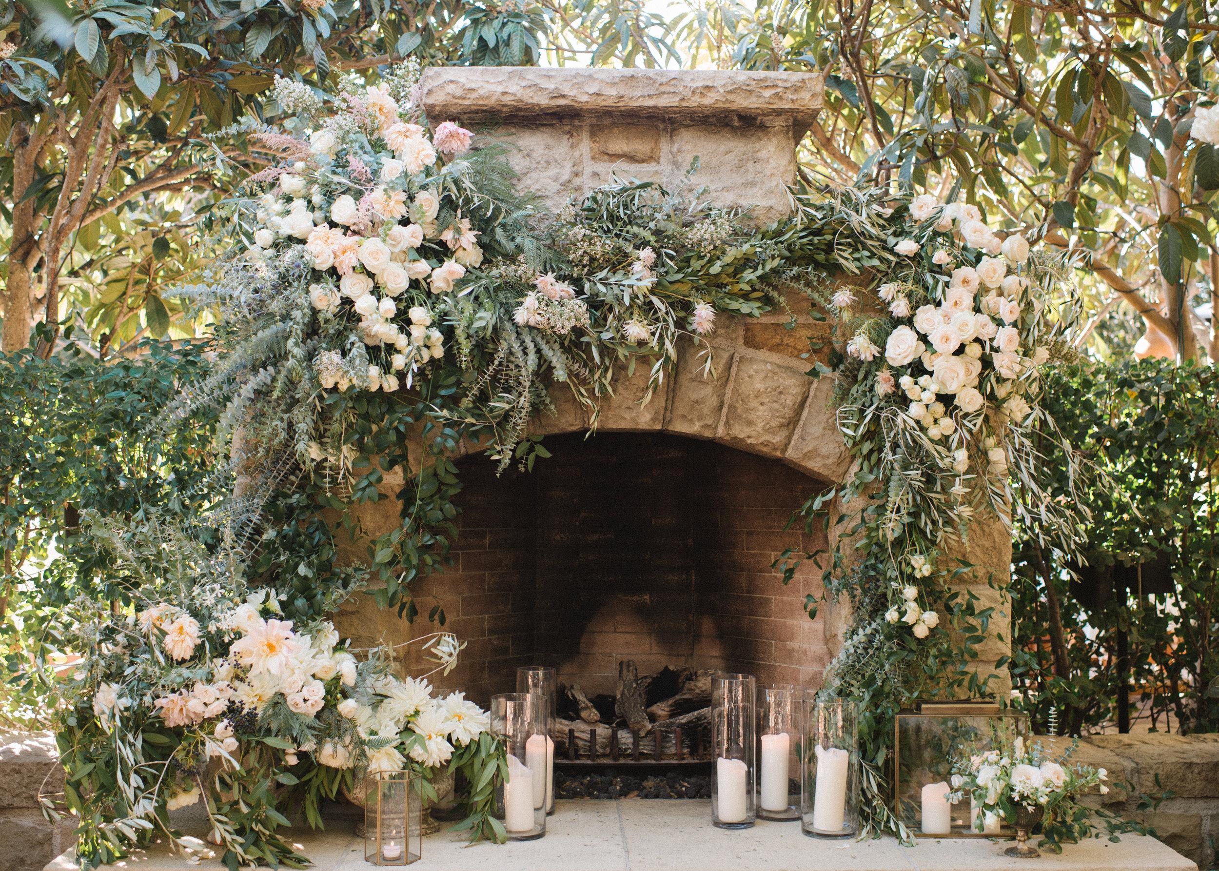 www.santabarbarawedding.com   Event of the Season   Norman and Blake   San Ysidro Ranch   Venue Details