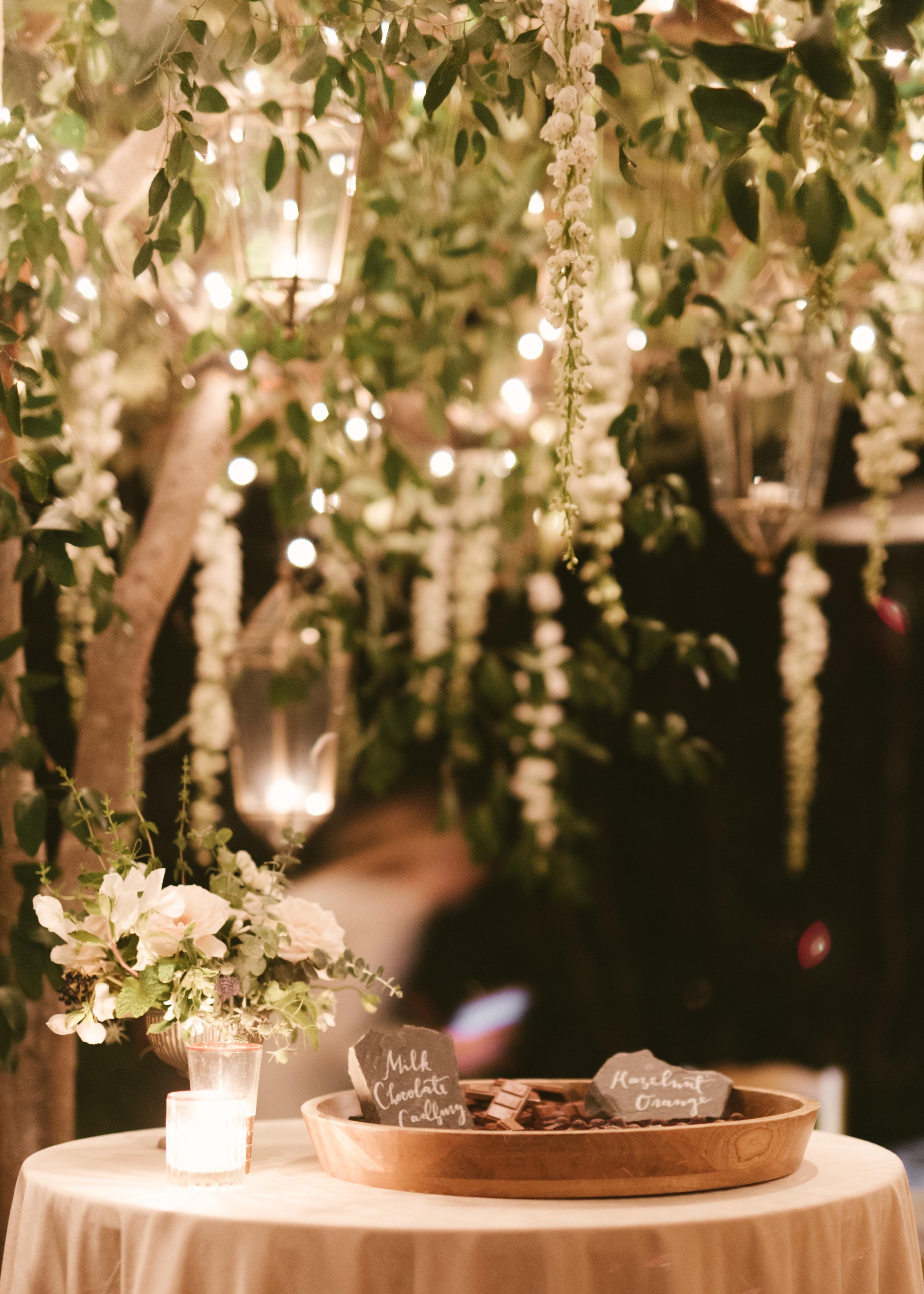 www.santabarbarawedding.com   Event of the Season   Norman and Blake   San Ysidro Ranch   Reception Details