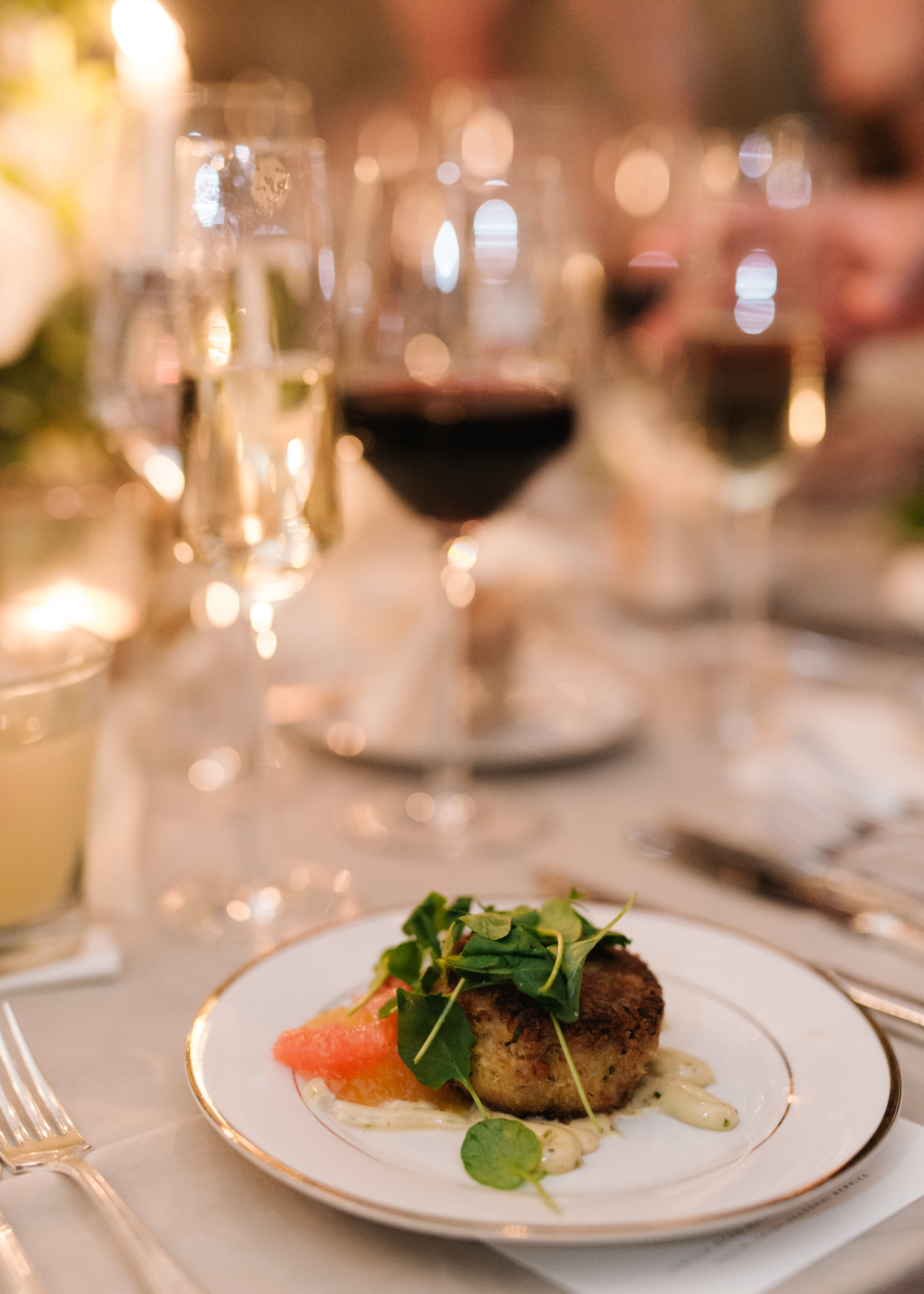 www.santabarbarawedding.com   Event of the Season   Norman and Blake   San Ysidro Ranch   Dinner