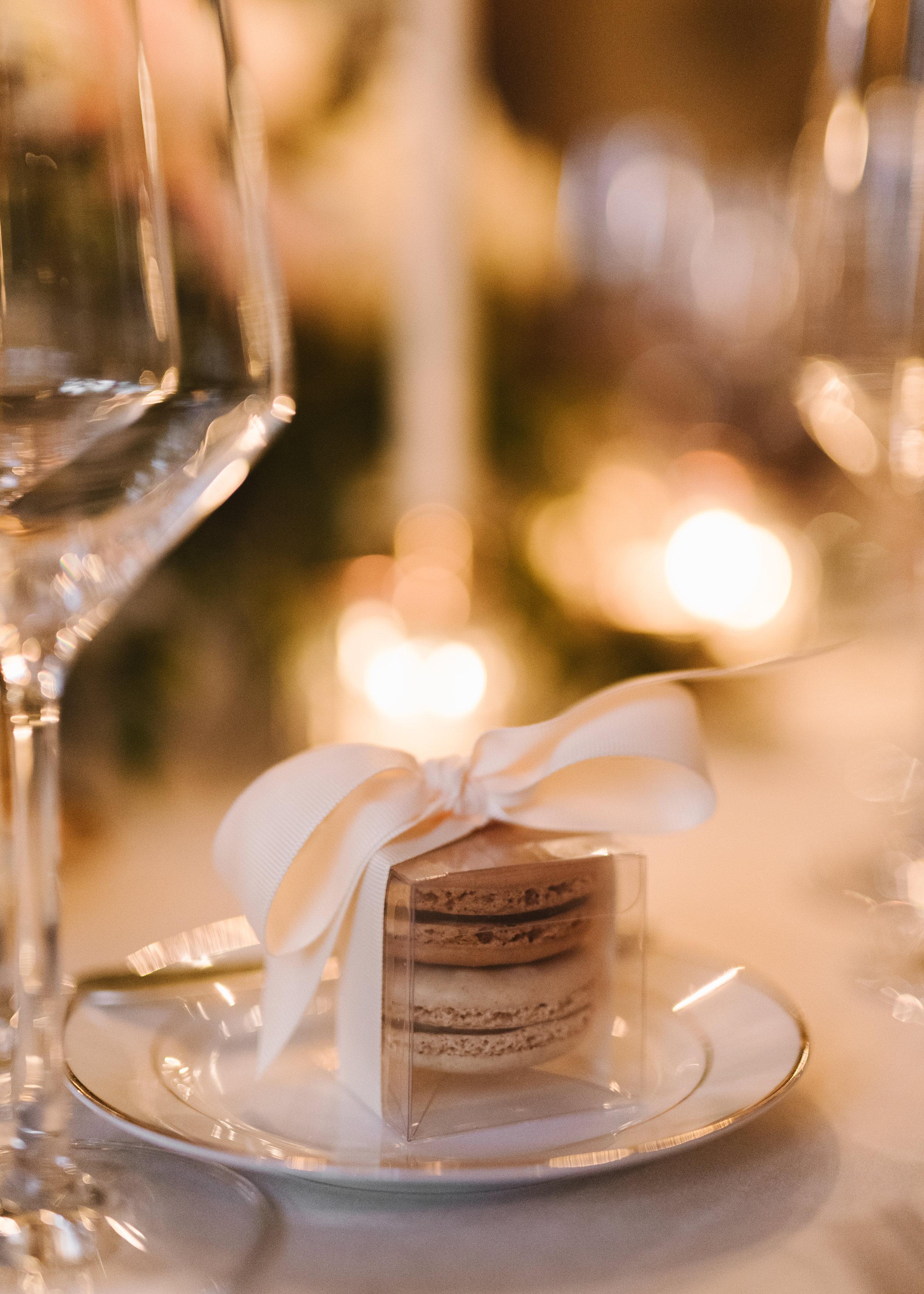 www.santabarbarawedding.com   Event of the Season   Norman and Blake   San Ysidro Ranch   Wedding Favors